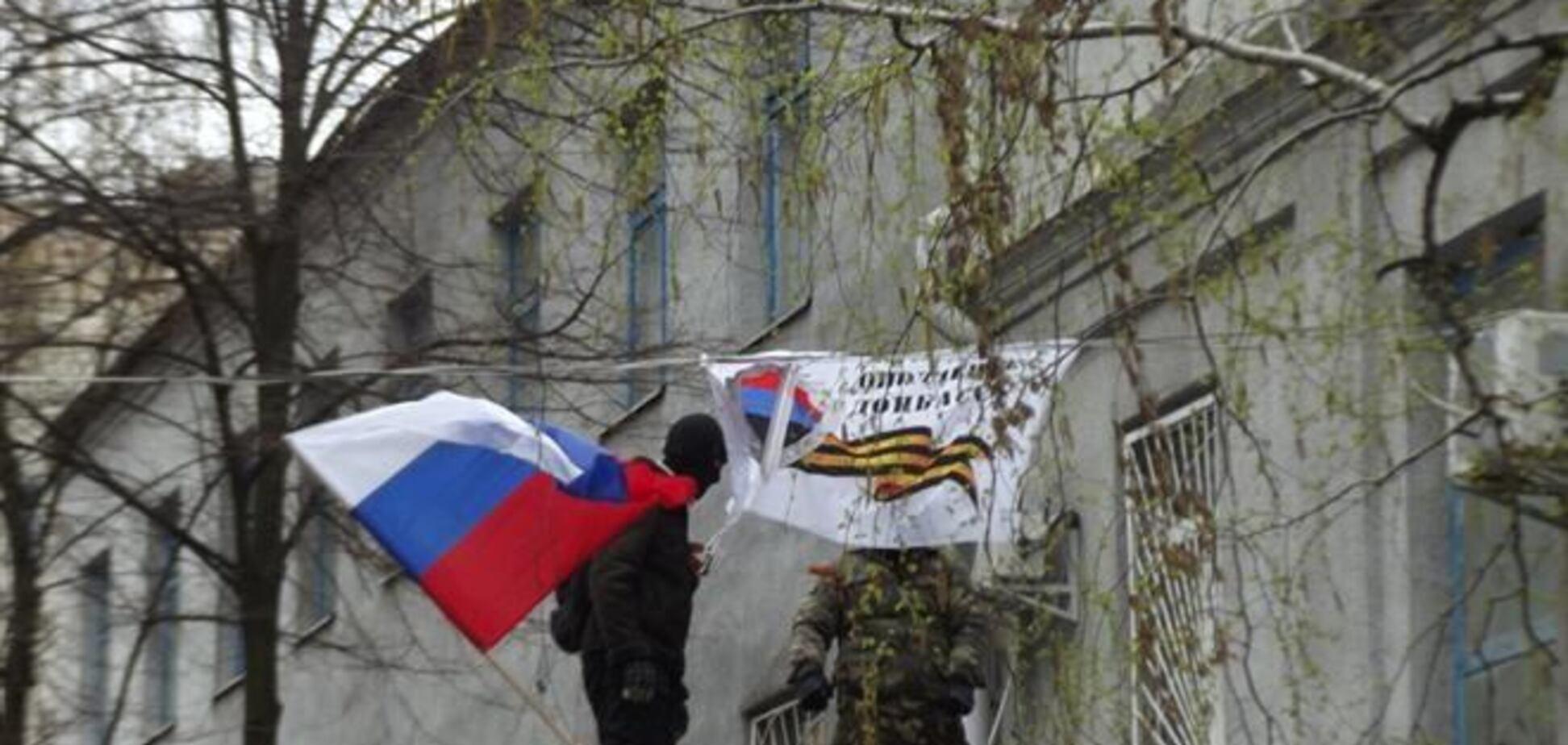В Красном Лимане начались атаки сепаратистов, к которым причастен Азаров-младший - Бригинец