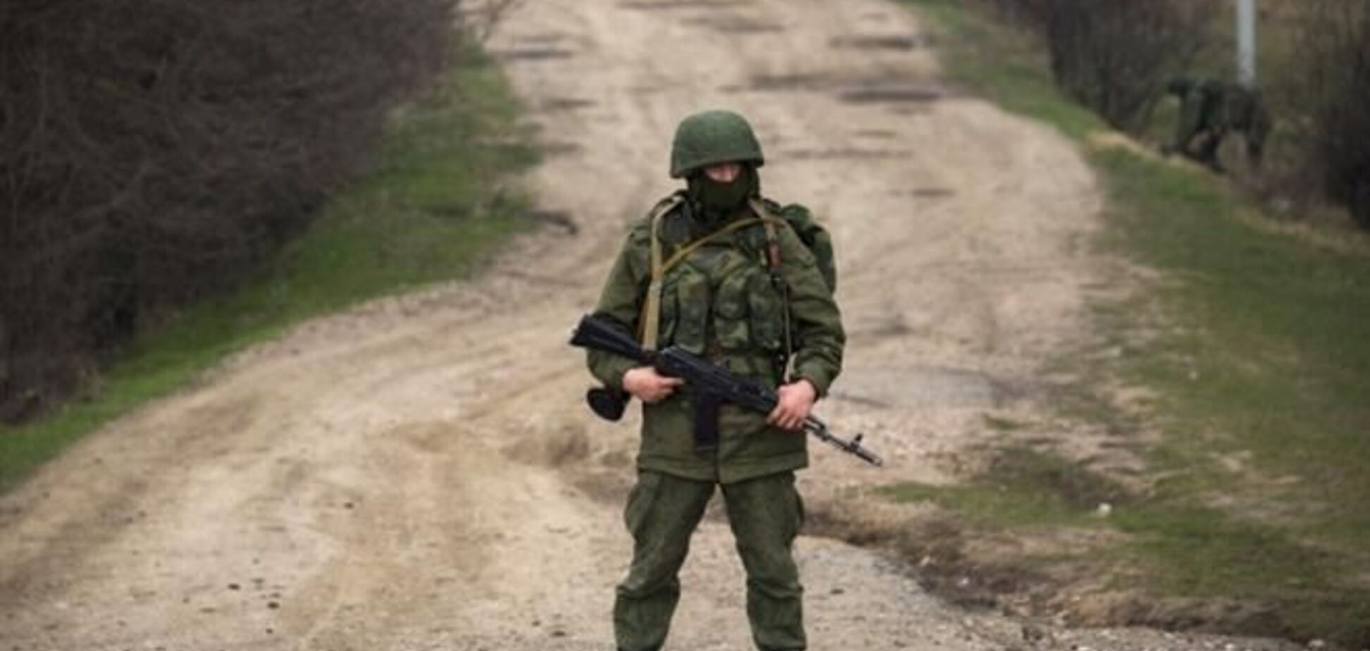 На Чернігівщині зенітники зловили диверсанта