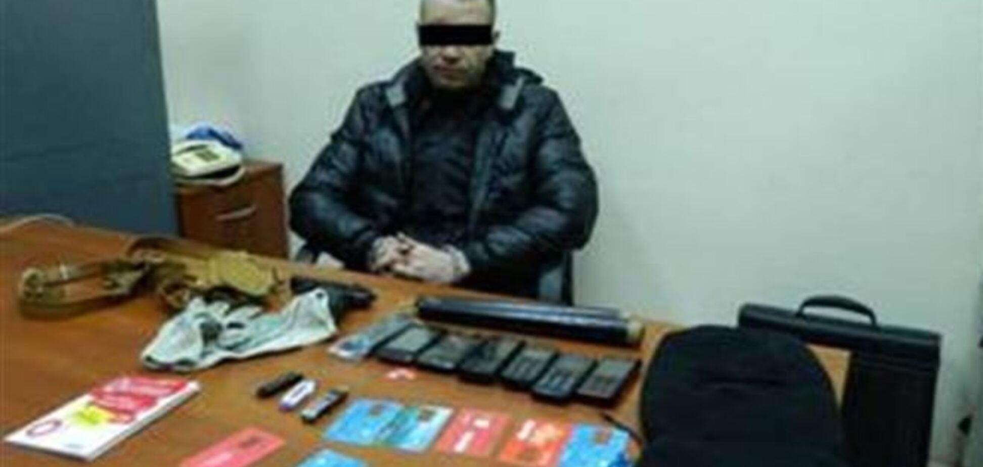 СБУ задержала в Харькове завербованного спецслужбой РФ сепаратиста