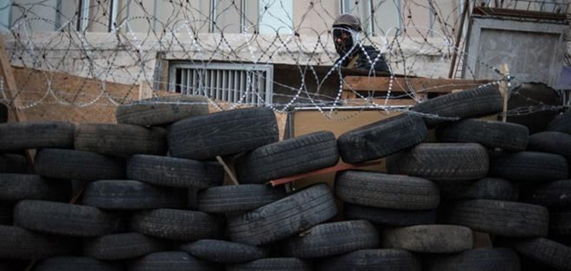 Донецкая милиция опровергает информацию о захвате здания