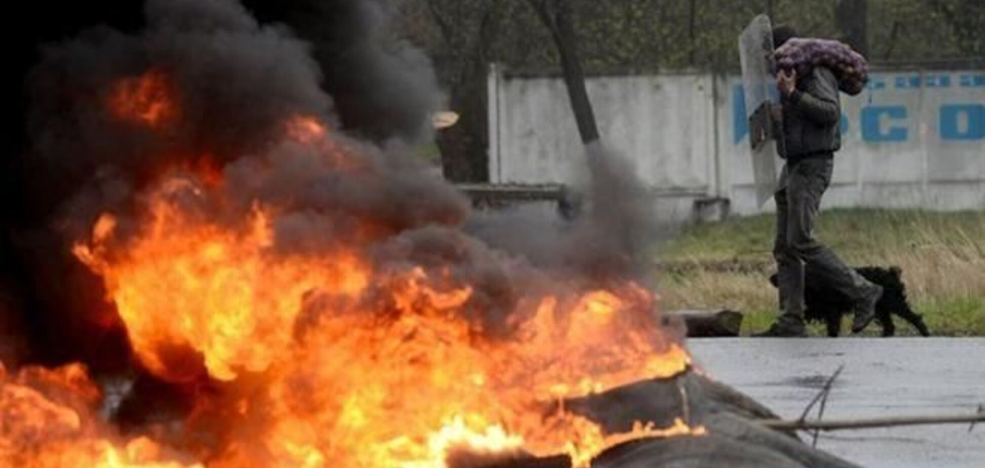 Военного в Славянске убили из авто охранной фирмы депутата – УДАР