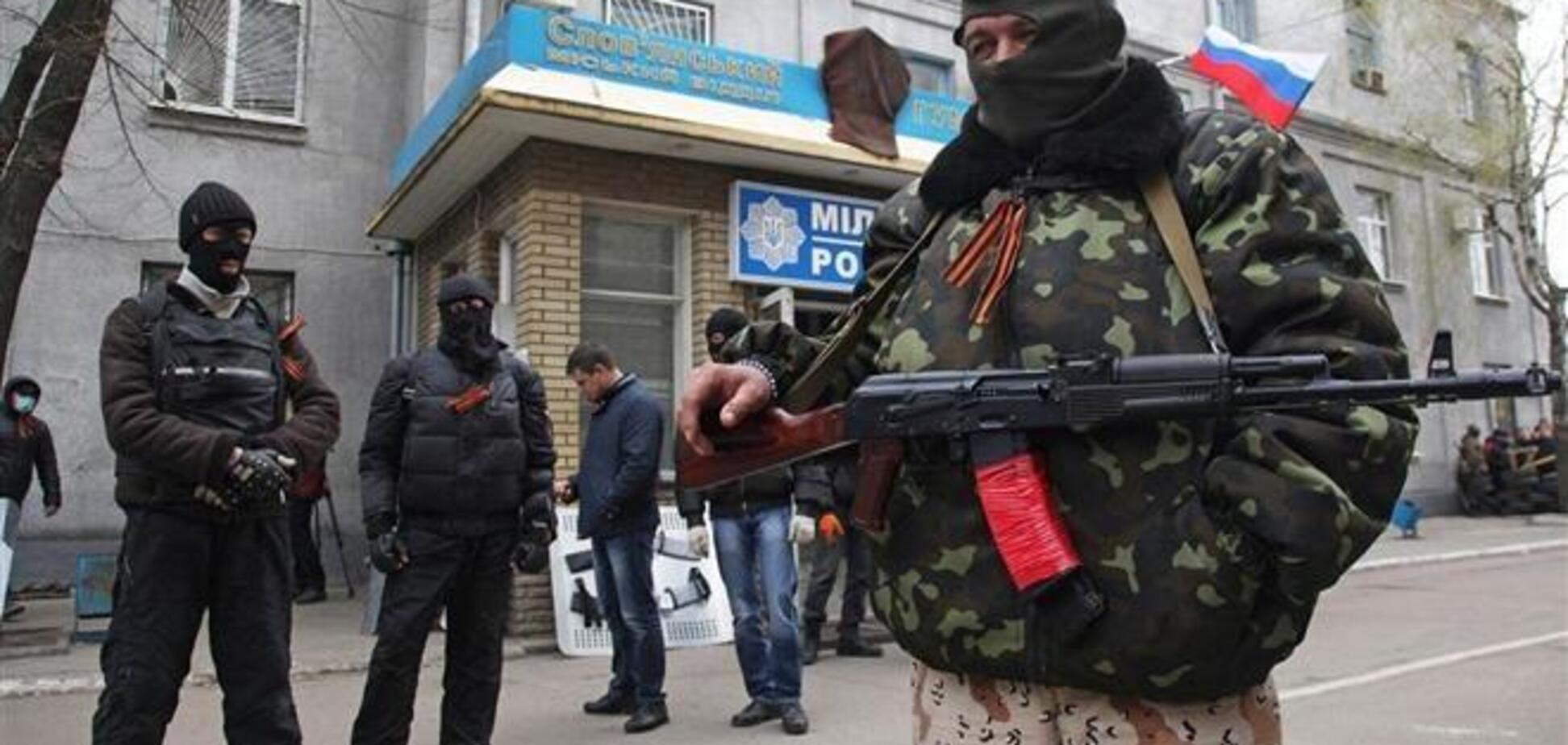 В Славянске боевики открыли огонь на поражение по спецназу