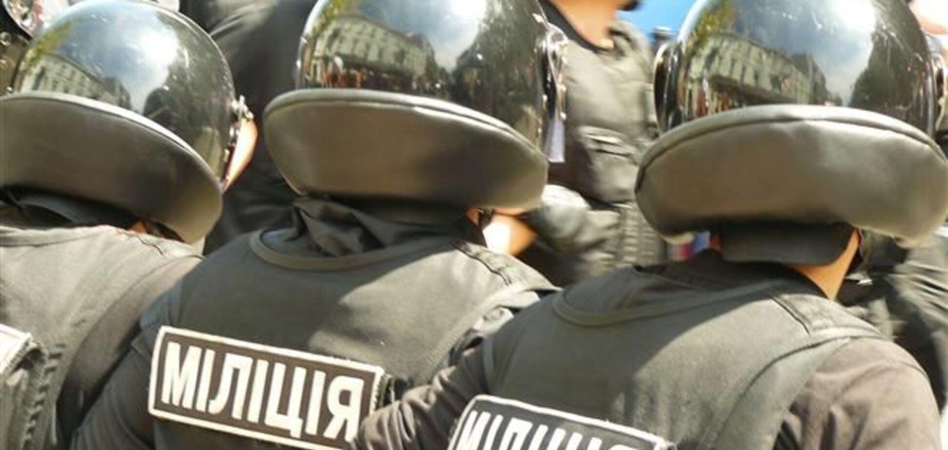 Луганская милиция переведена в усиленный режим