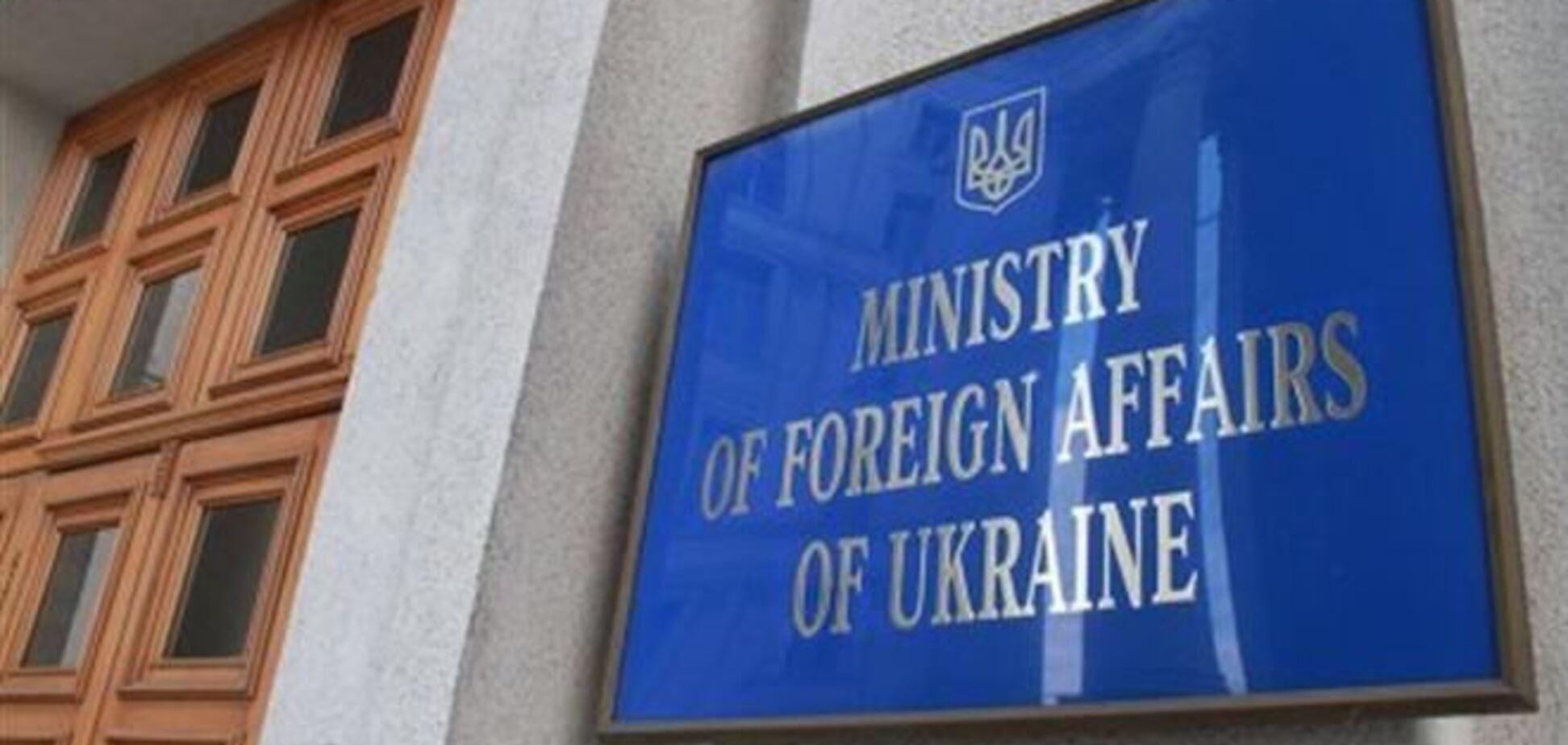 У МИД  есть доказательства причастности спецслужб РФ к беспорядкам на Востоке