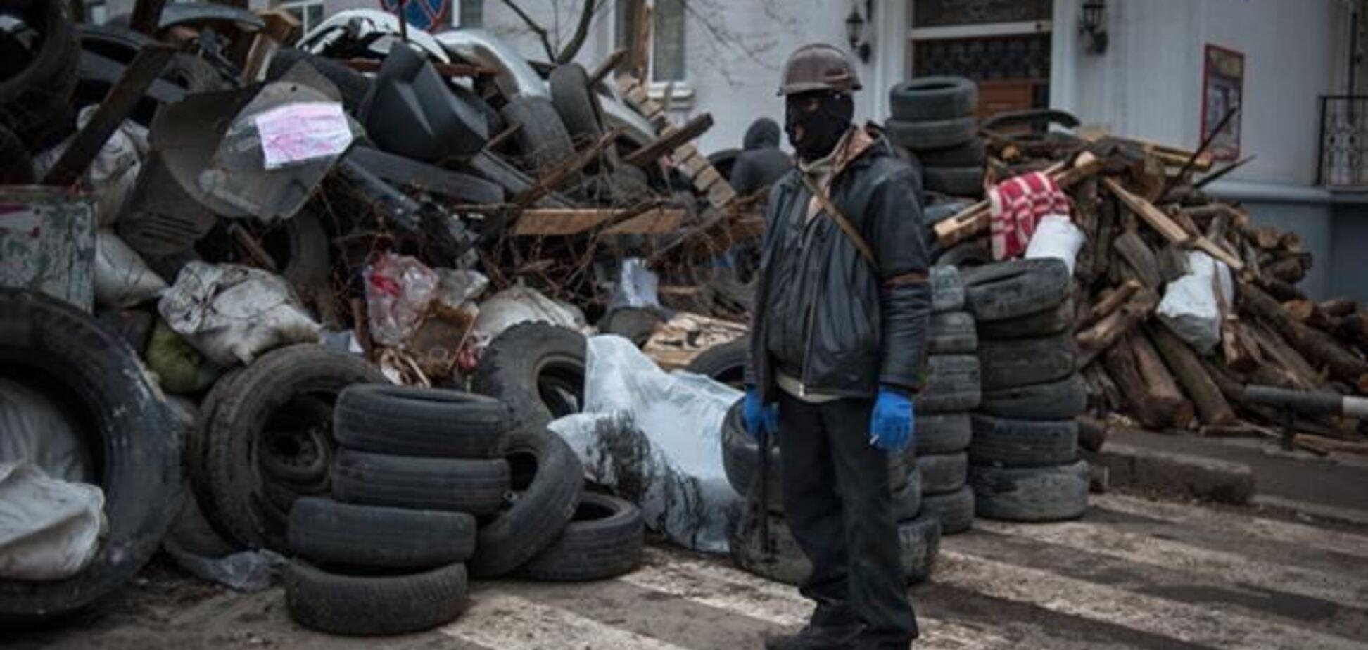 Сепаратисты в Славянске заявили о первых жертвах в своих рядах