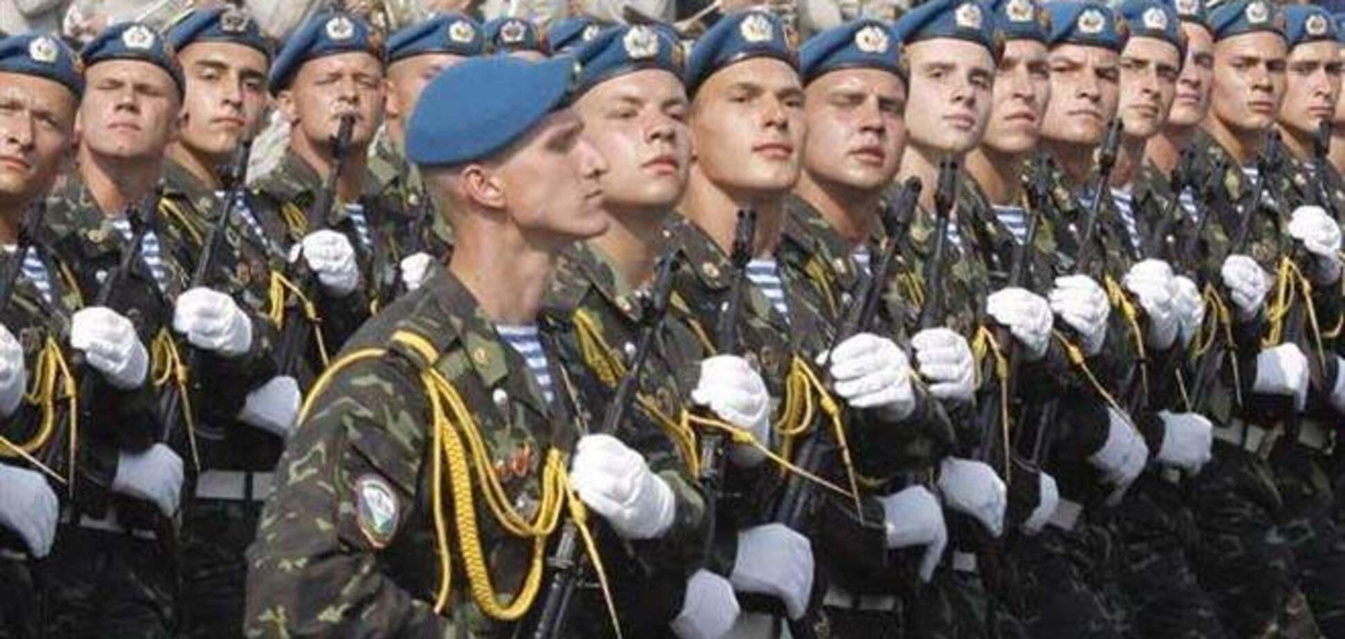К антитеррористической операции на Востоке привлекут армию