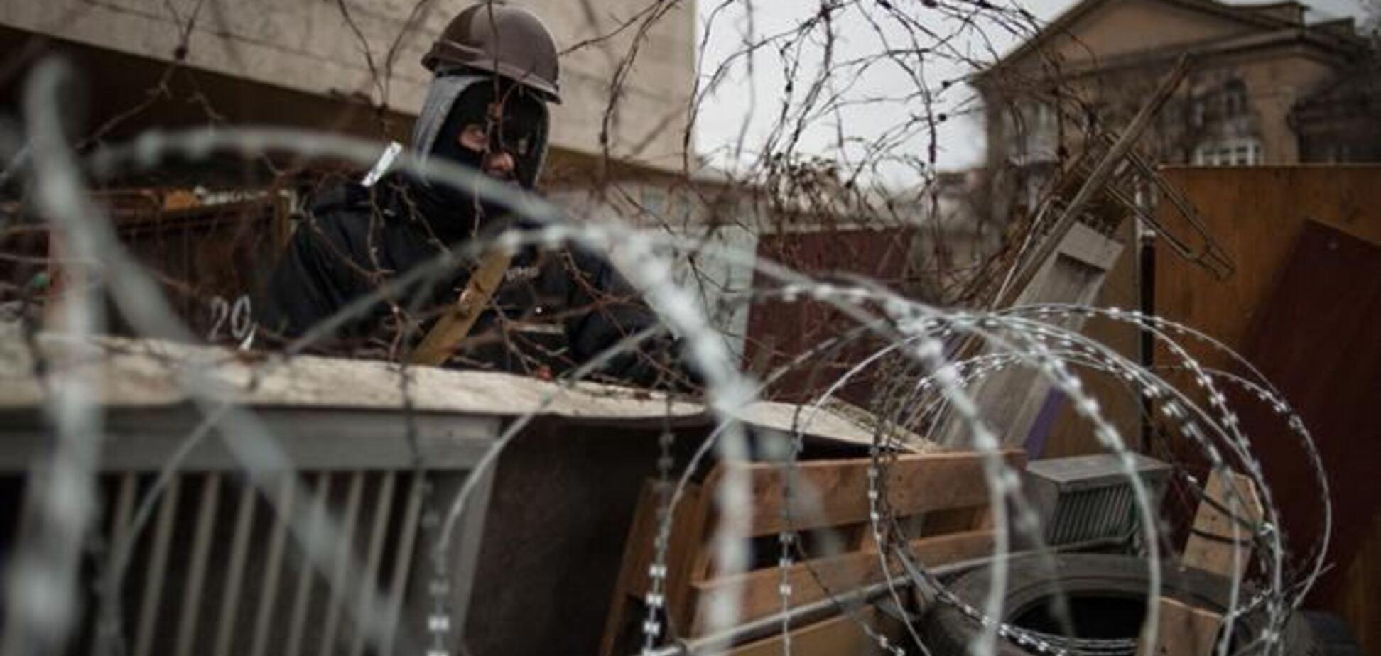 В Славянске милицию захватывали бывшие бойцы 'Беркута' - СМИ