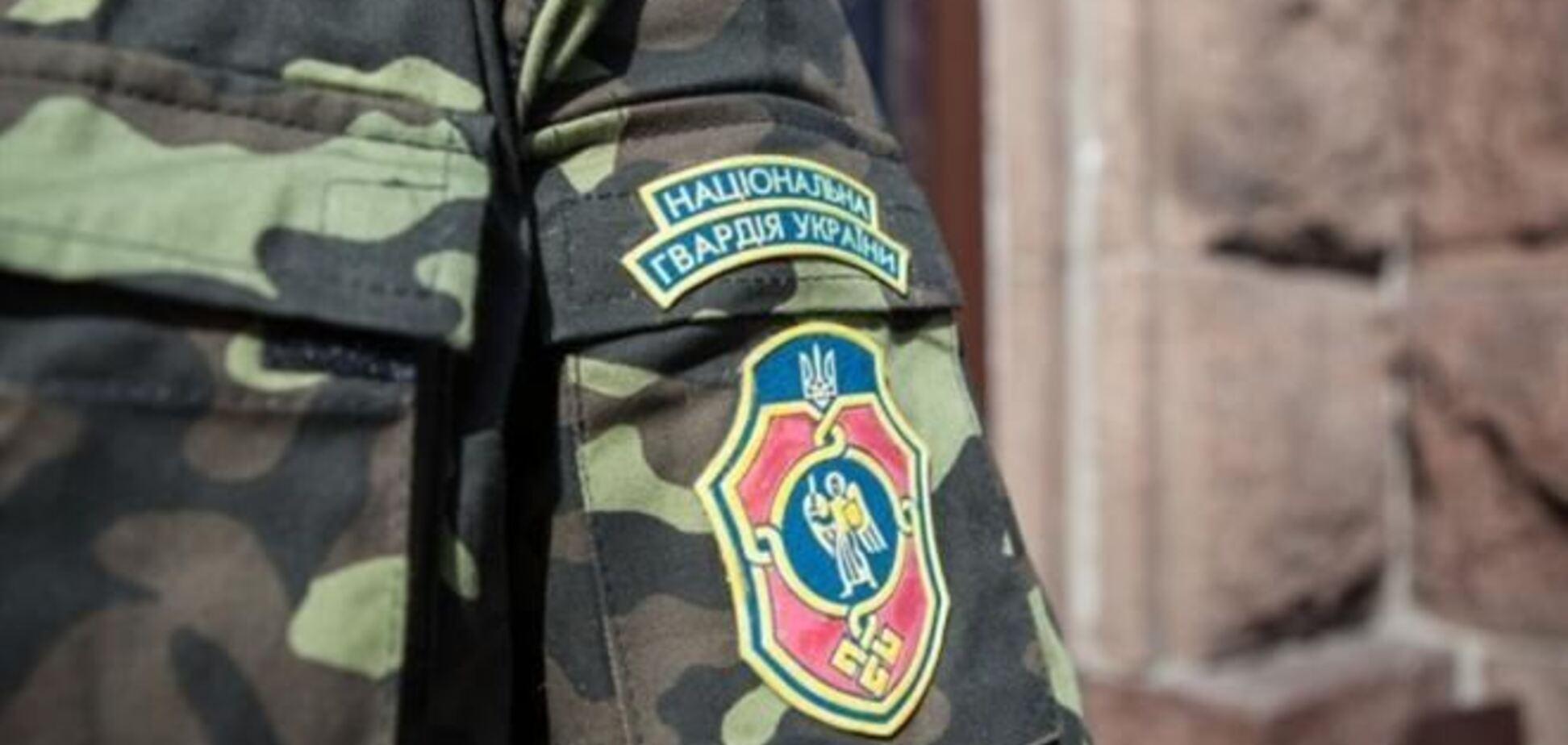 В район Славянска отправят 350 резервистов Нацгвардии