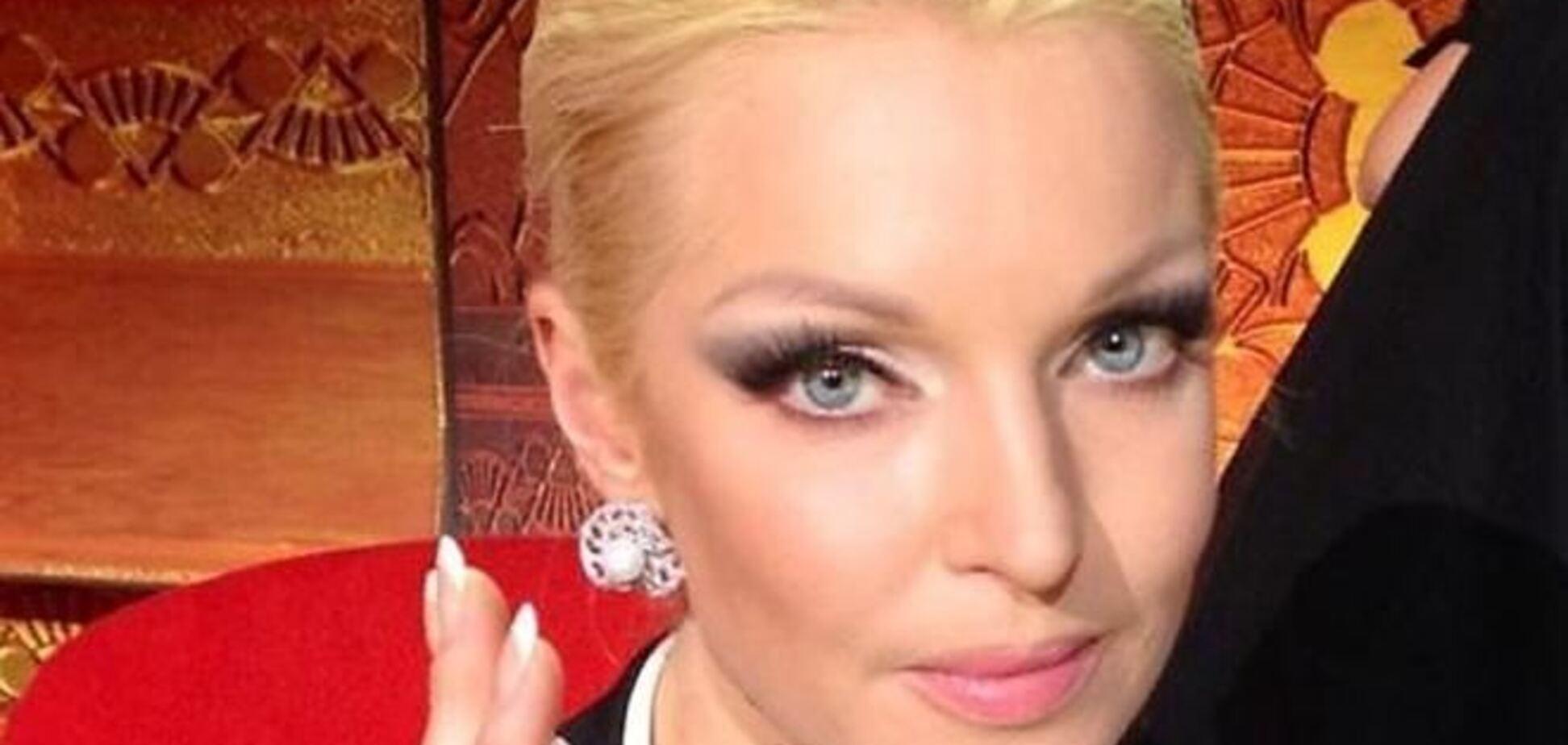 Валерия и Пригожин - 'политические проститутки' - Волочкова