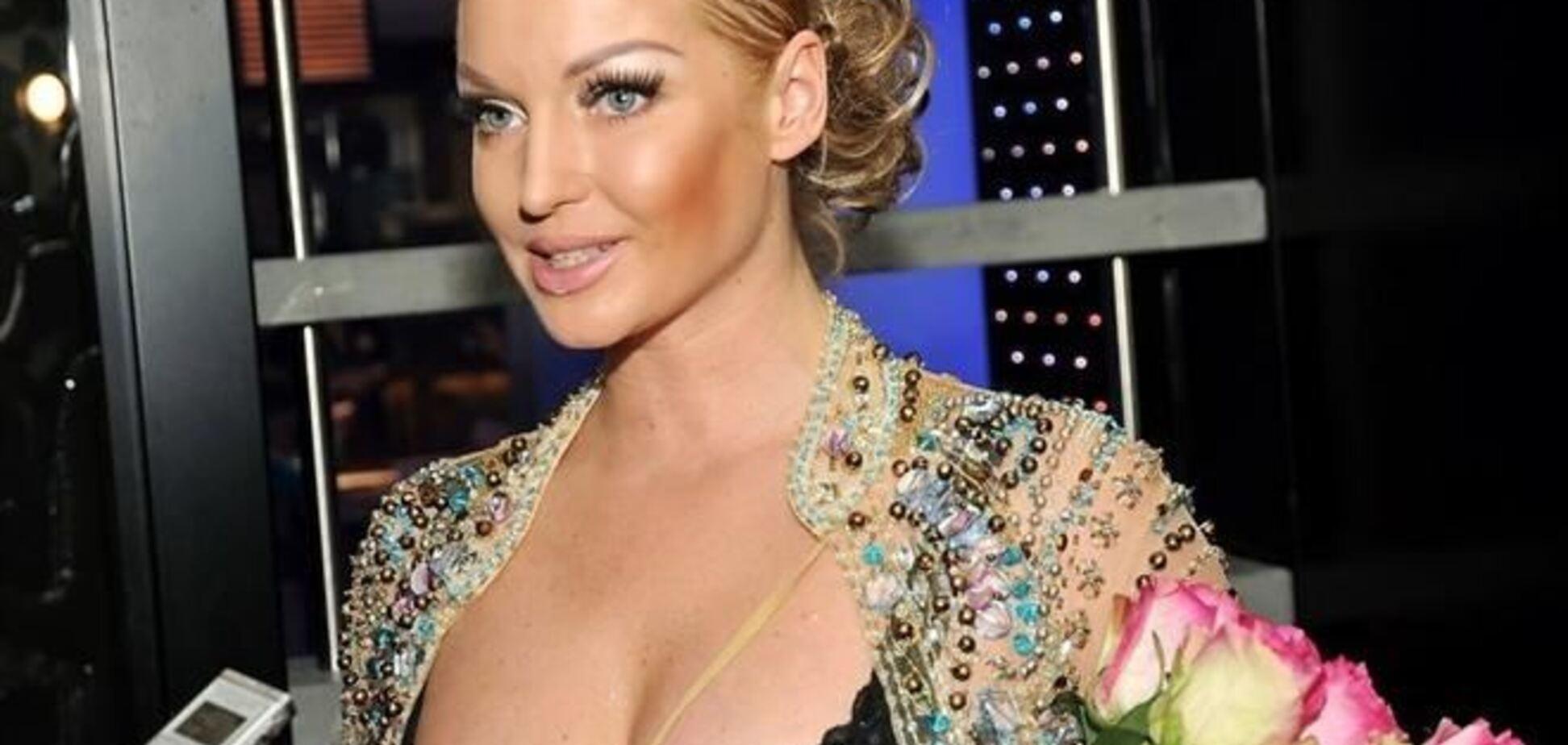 Волочкова бойкотирует российских артистов и называет их 'проститутками'