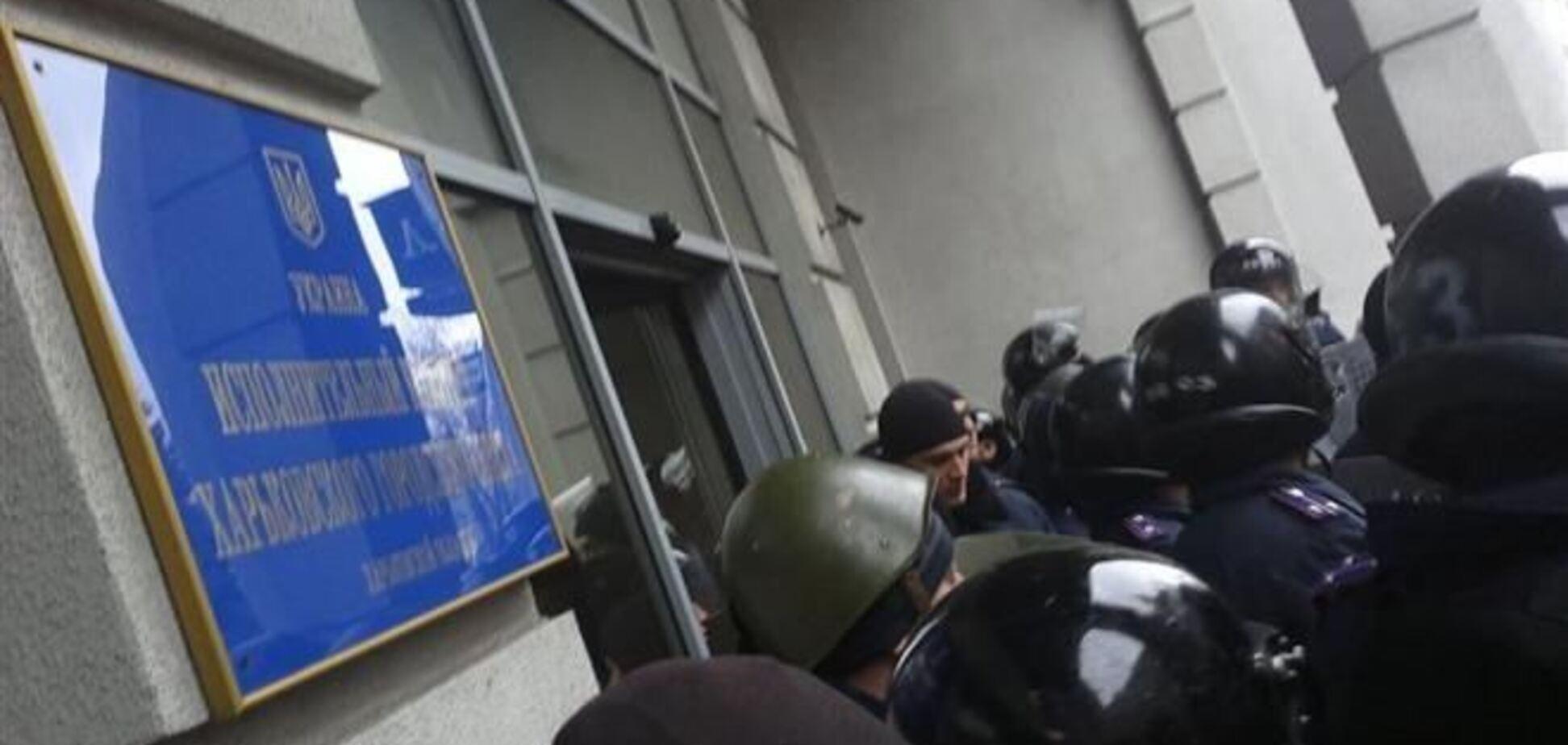 На Харьковщине создают батальоны спецназначения  'Харьков' и 'Слобожанщина'