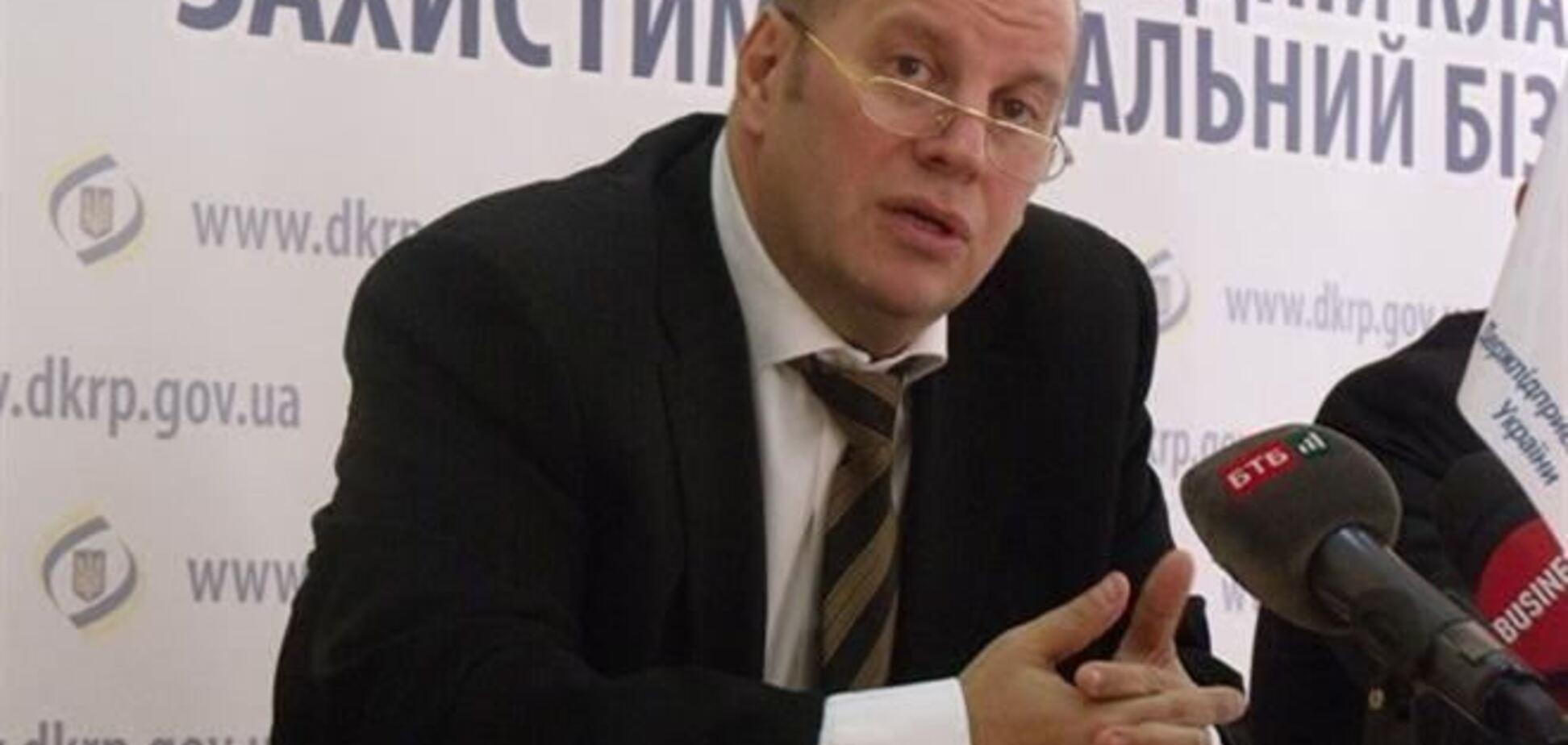 Бродский: беспорядки в Украине – это последствия подписания газового контракта Тимошенко и Путина