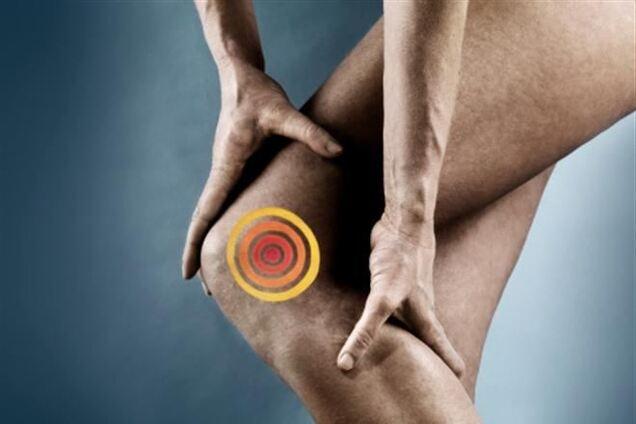 Снижение веса боль в суставах суставы колен отек и боль