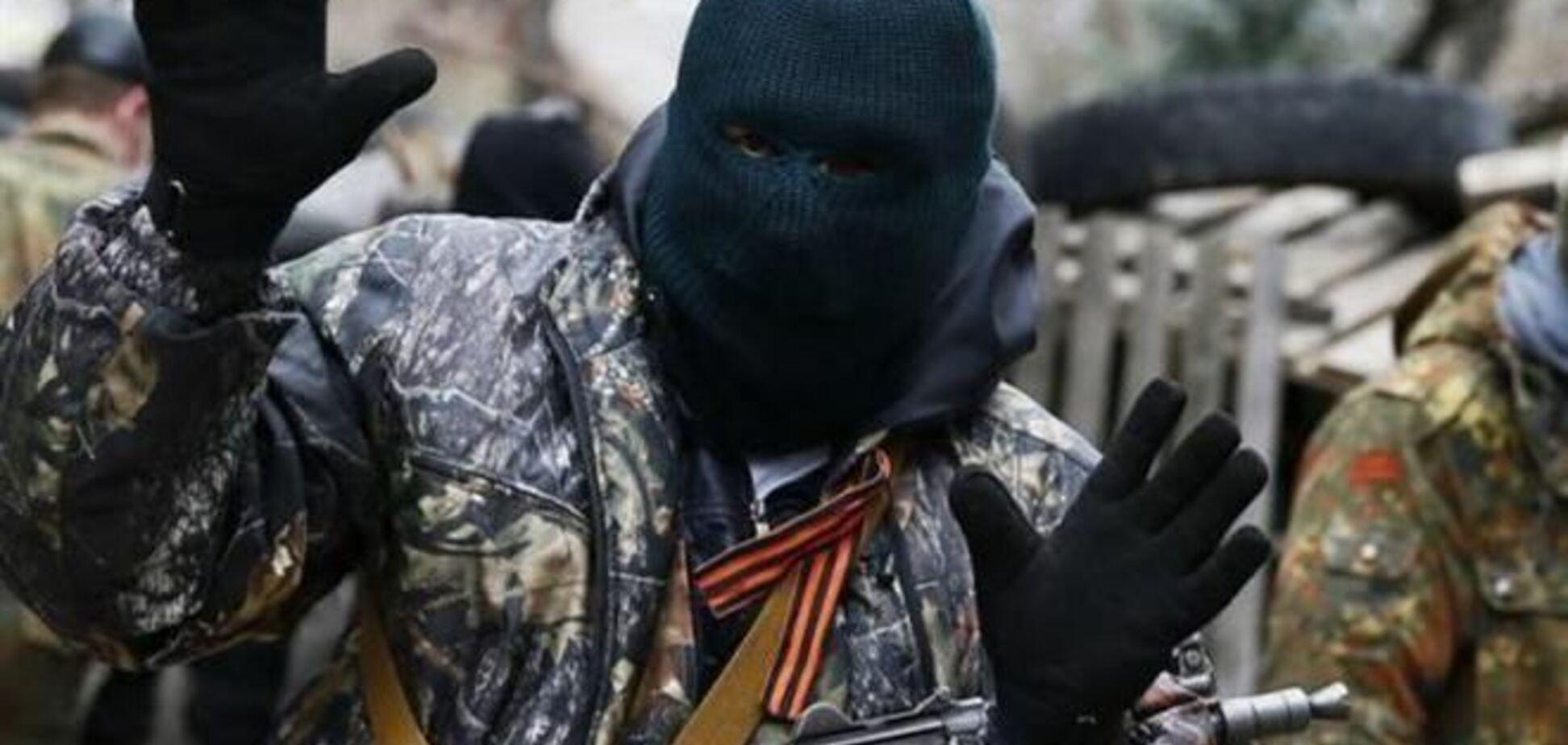 Полсотни сепаратистов сломали забор на военном аеродроме в Краматорске – Тымчук