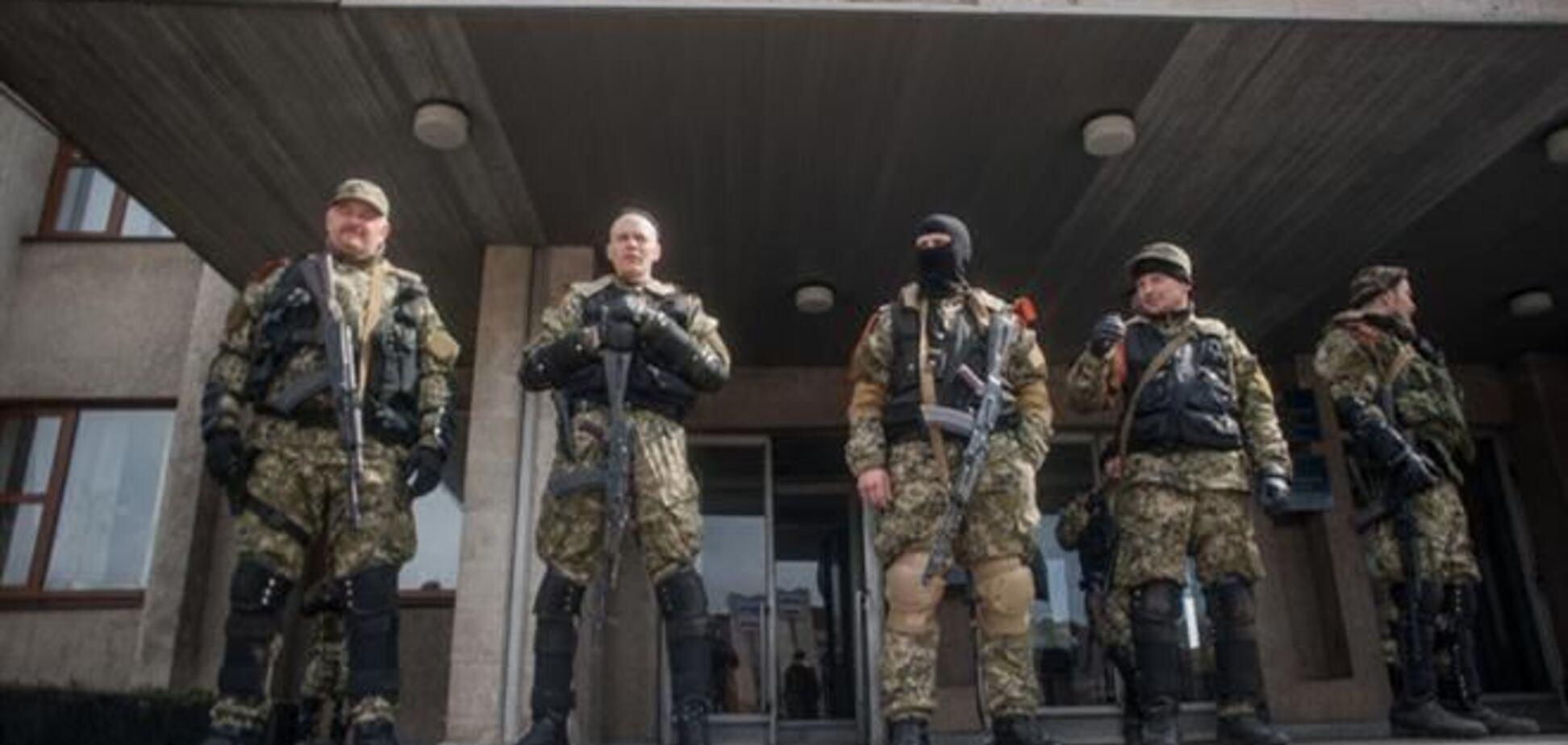 В Донецкой области стало больше 'зеленых человечков' – Крутов