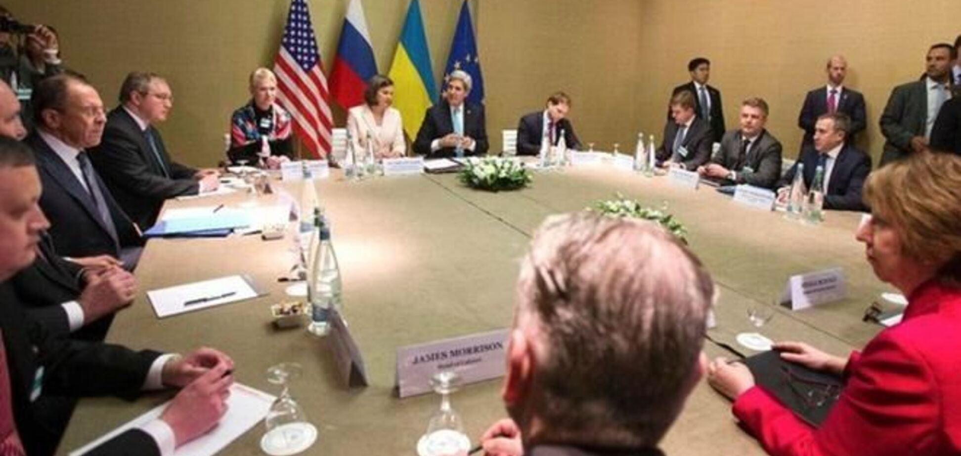 Чотирибічні переговори по Україні в Женеві тривають вже більше 4 годин