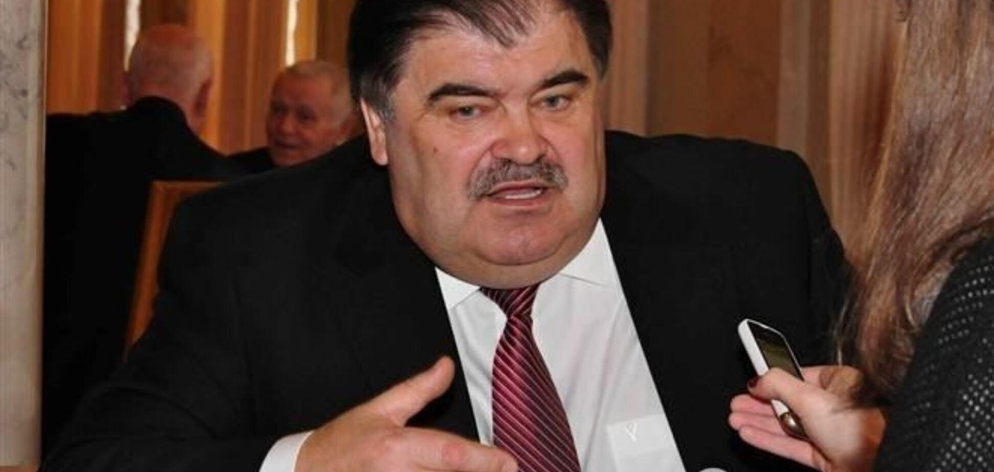 Голова КМДА Володимир Бондаренко: в Києві була розвинена система 'смотрящих'