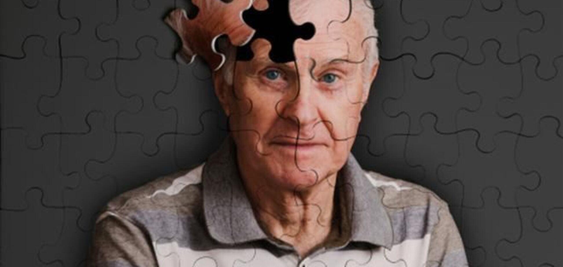 Апатия может быть симптомом болезни Альцгеймера