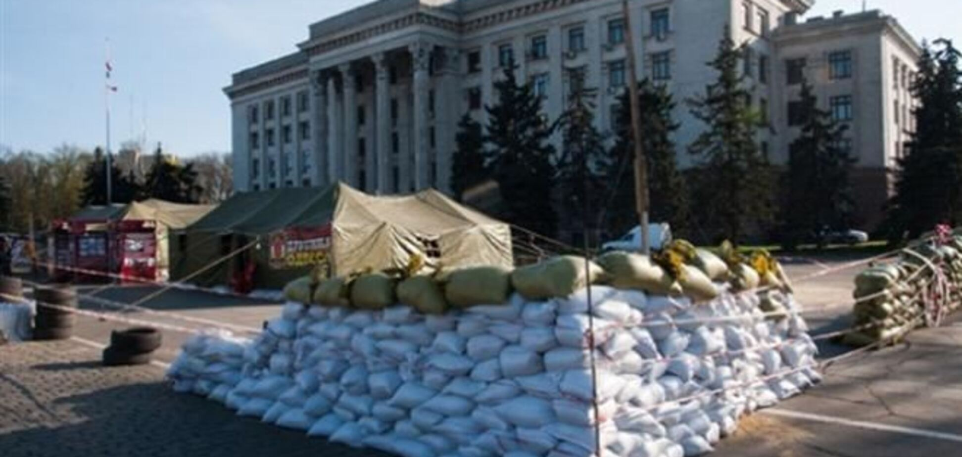 В Одессе заговорили о донецком сценарии на Пасху