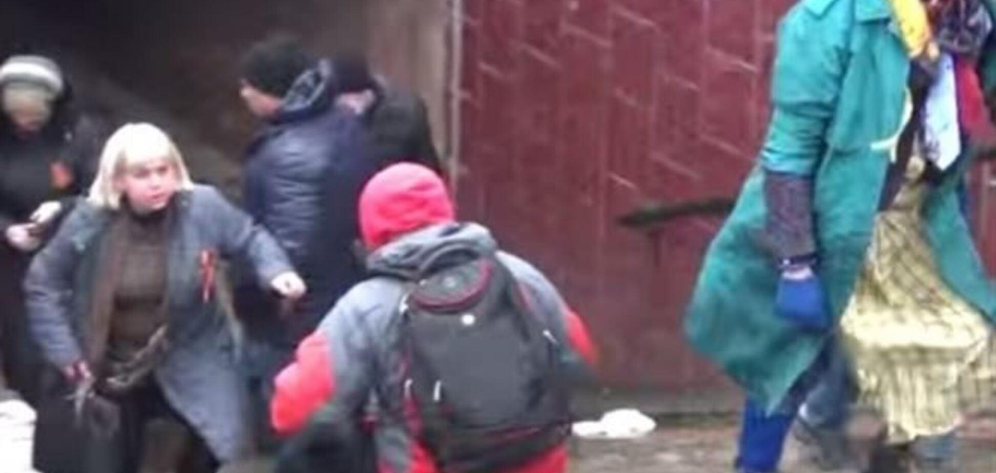 Врач, избившая евромайдановца в Харькове, отправлена под домашний арест
