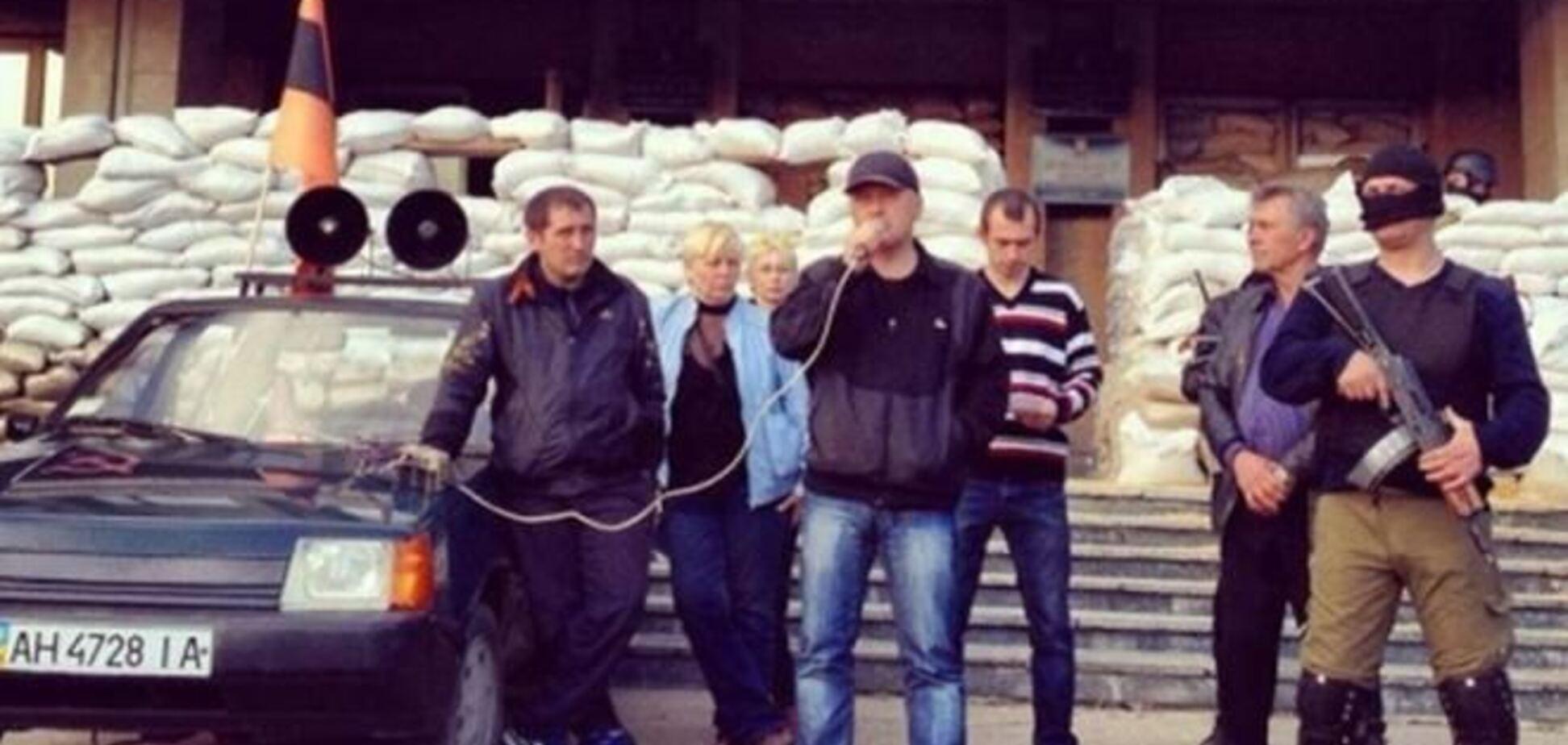 Сепаратисты в Славянске захватили мэра
