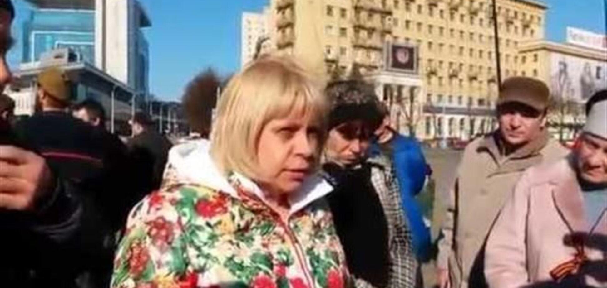 В Харькове суд назначил домашний арест медику, избившей евромайдановца