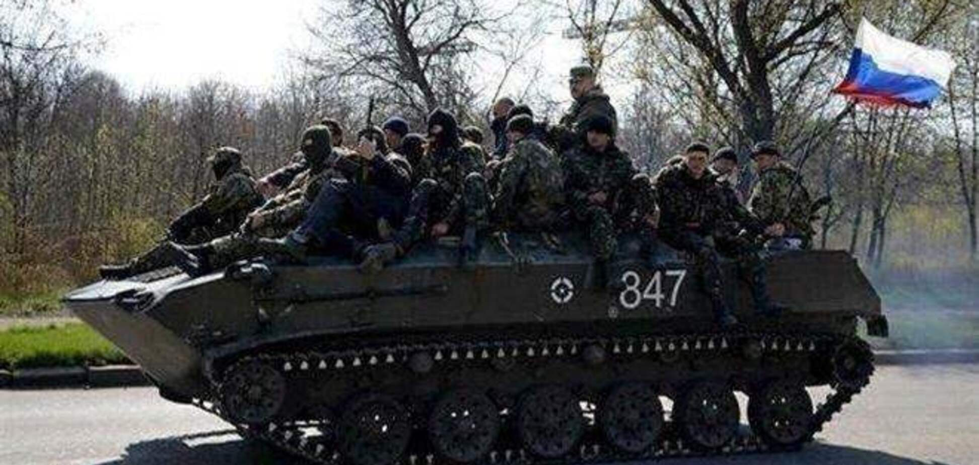 Украинские военные убедили 'Донецкую самооборону' вернуть четыре БМД