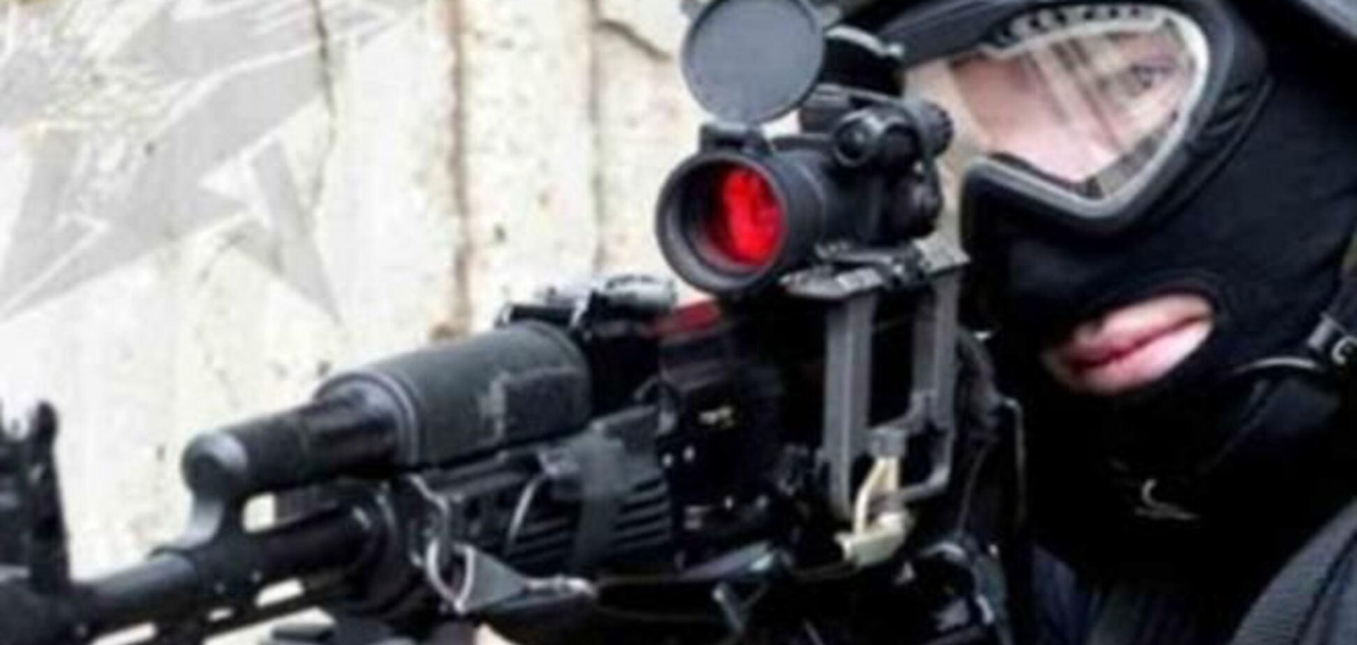 На Донетчине украинский спецназовец по ошибке застрелил своего сослуживца