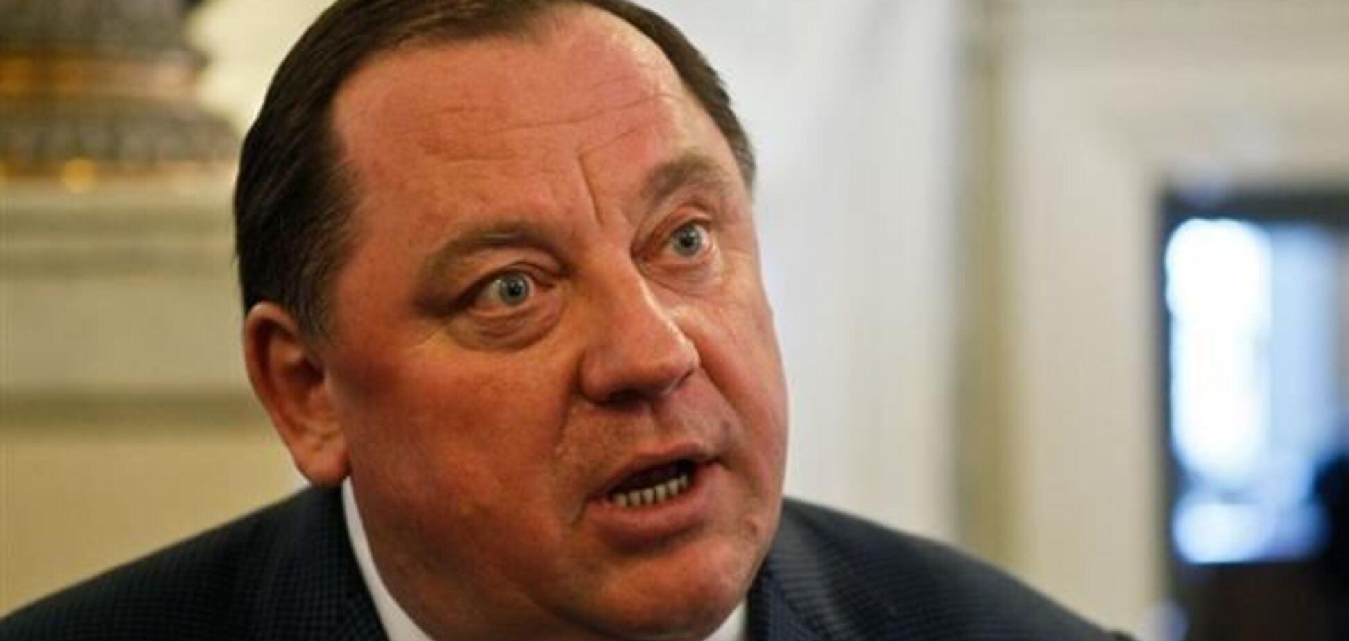Суд назначил экс-ректору Мельнику 23 млн грн залога
