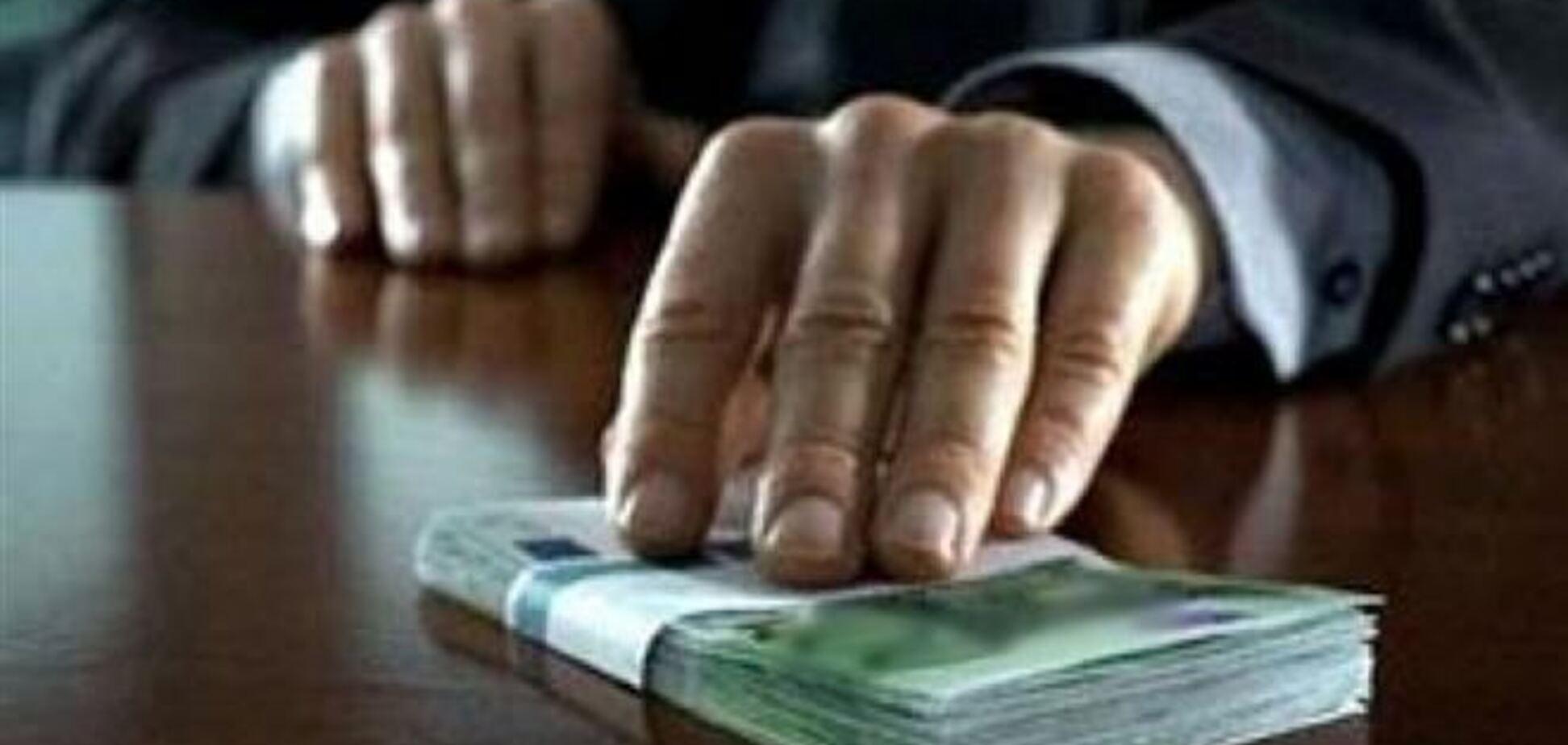 В Одессе судью Хозсуда поймали на взятке в полмиллиона