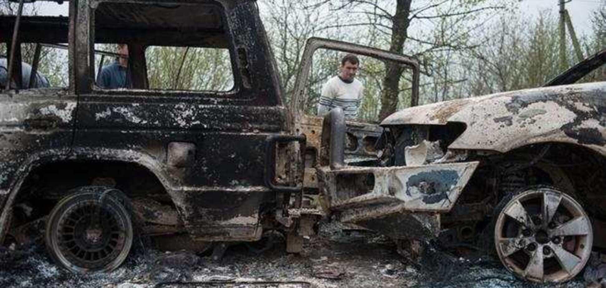 В МИД РФ уверены, что за стрельбой в Славянске стоит 'Правый сектор'