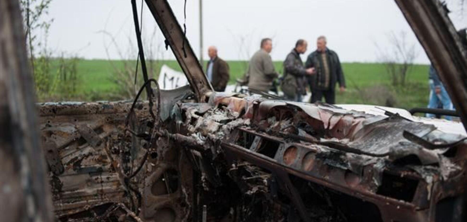 СМИ Кремля сообщили о пяти жертвах стрельбы в Славянске