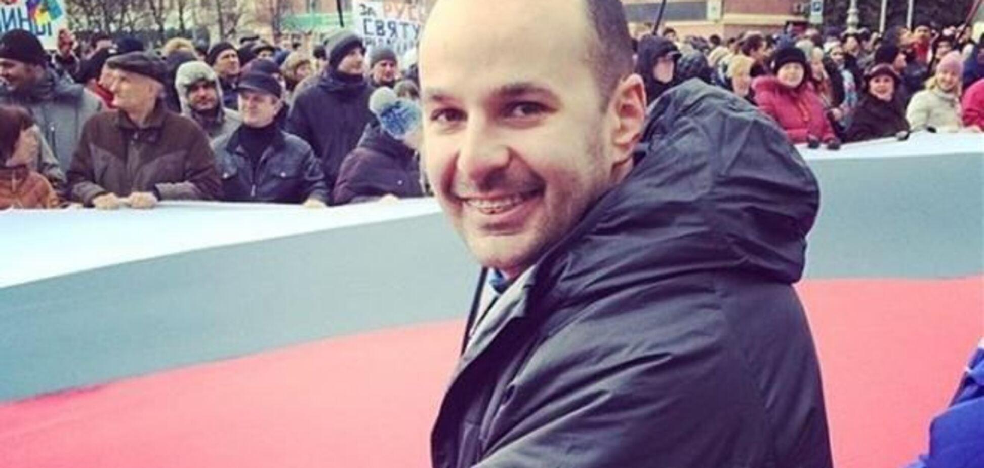 Один из идеологов Антимайдана в Харькове арестован на два месяца
