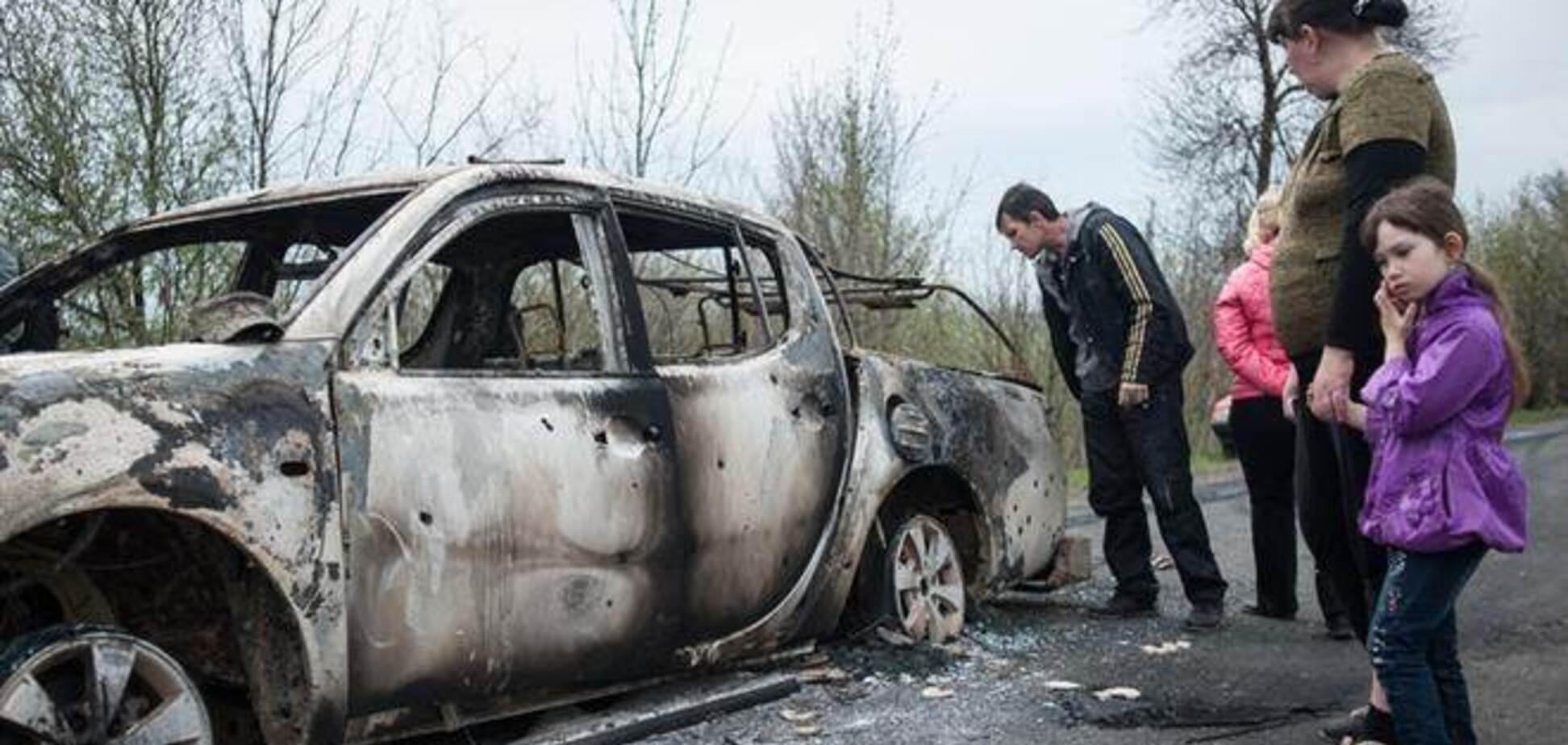 Убитых в Славянске не опознали, потому что это не украинцы - экс-вице-премьер РФ