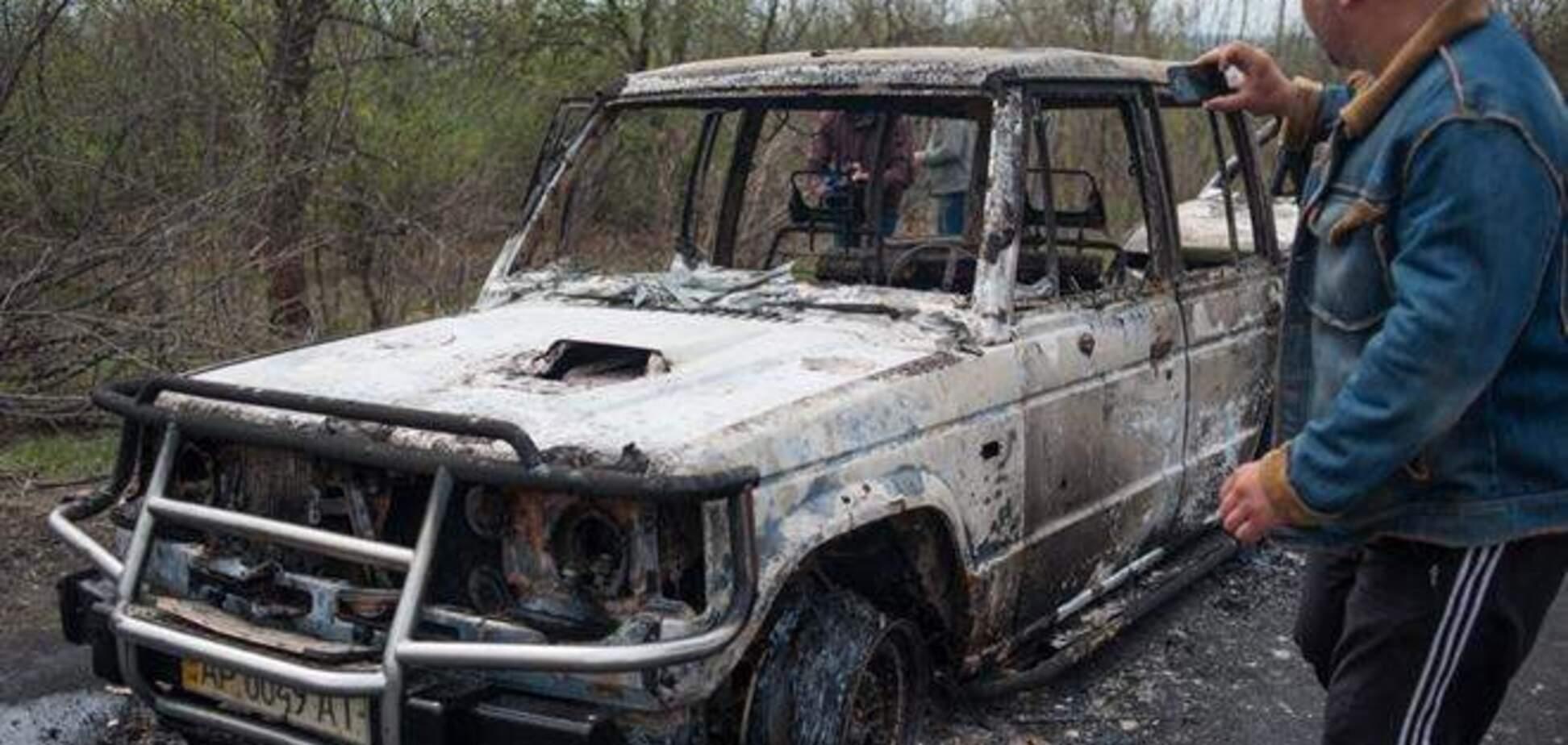 'Правый сектор' открестился от перестрелки в Славянске