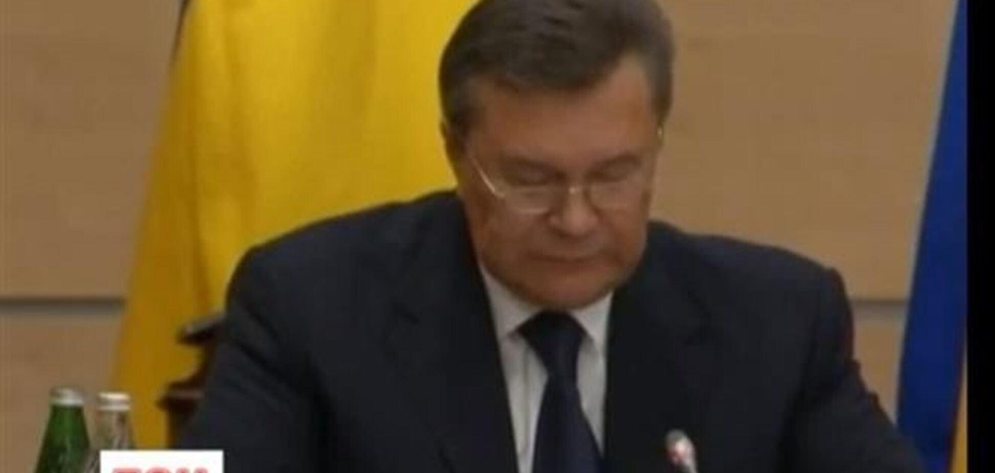 Журналістам вдалося відновити втечу Януковича
