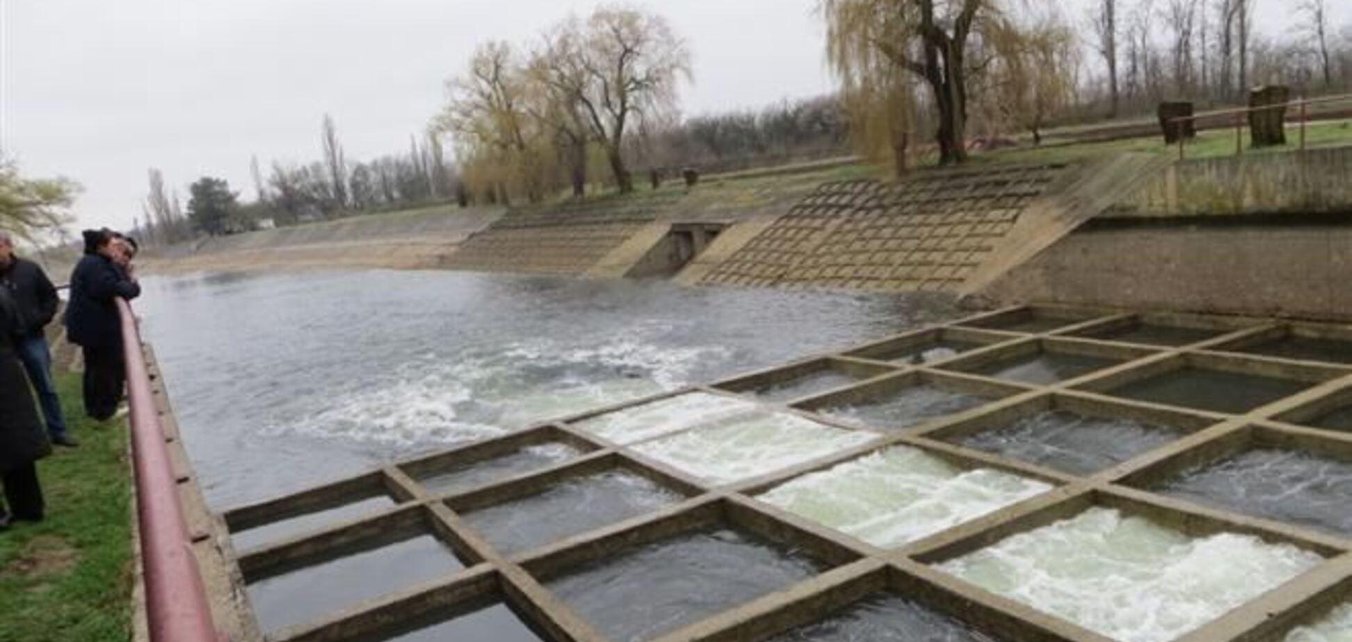 Крыму перекрыли днепровскую воду
