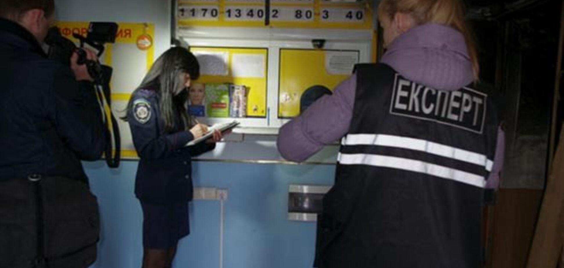 В Донецке во время ограбления пункта валют задушили беременную женщину-кассира