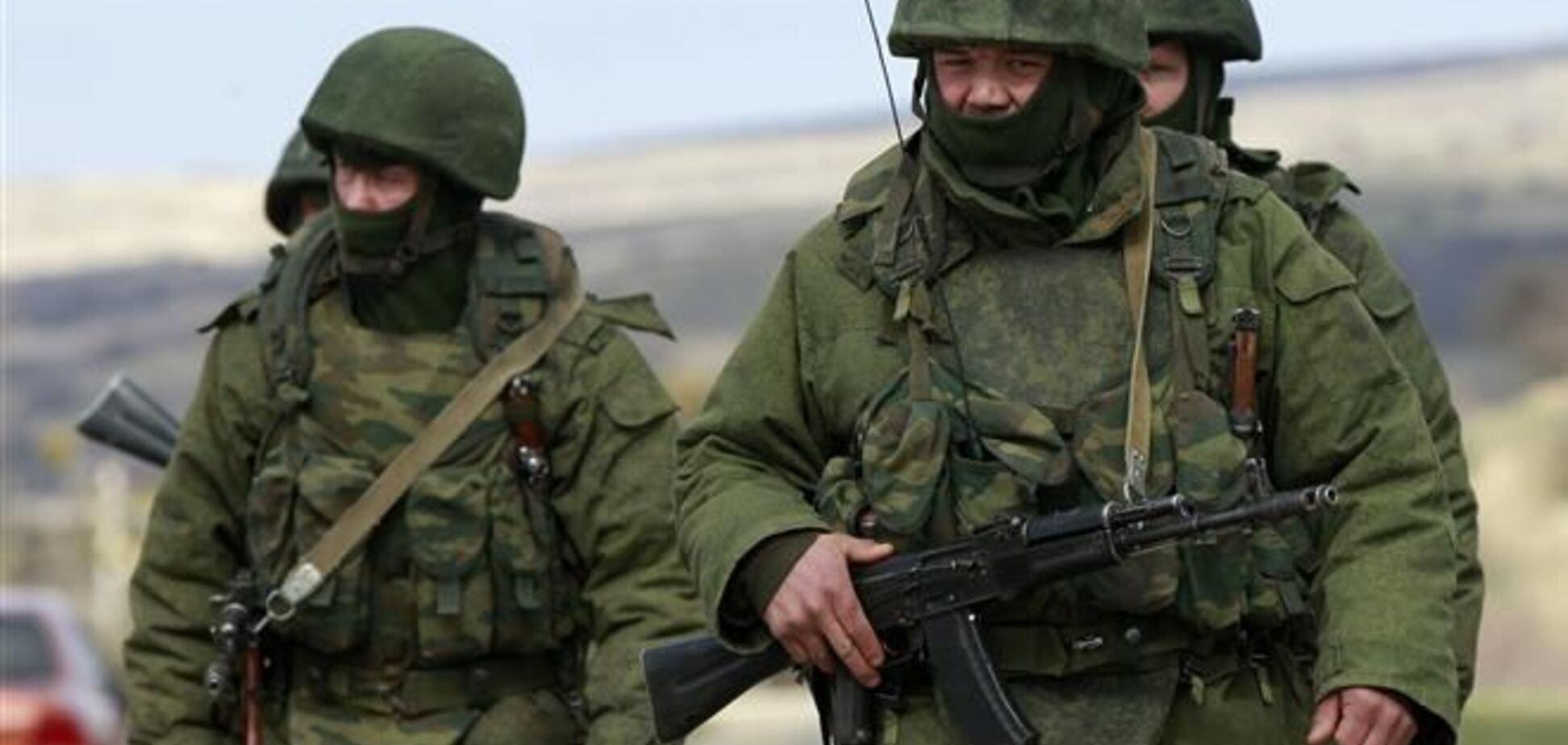 В Крым прибыла уже 21 тыс. российских военных - Минобороны