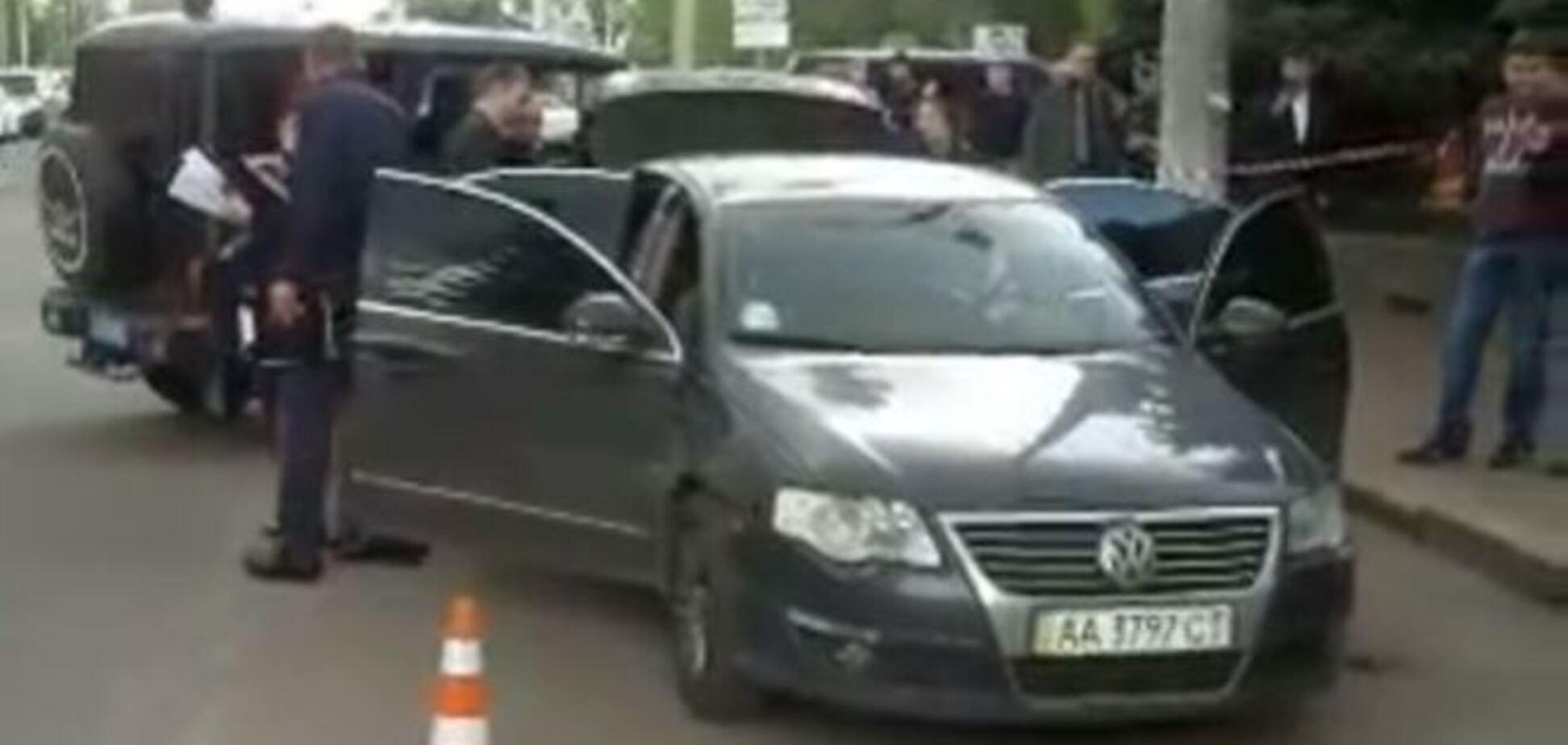 В центре Чернигова расстреляли двух мужчин
