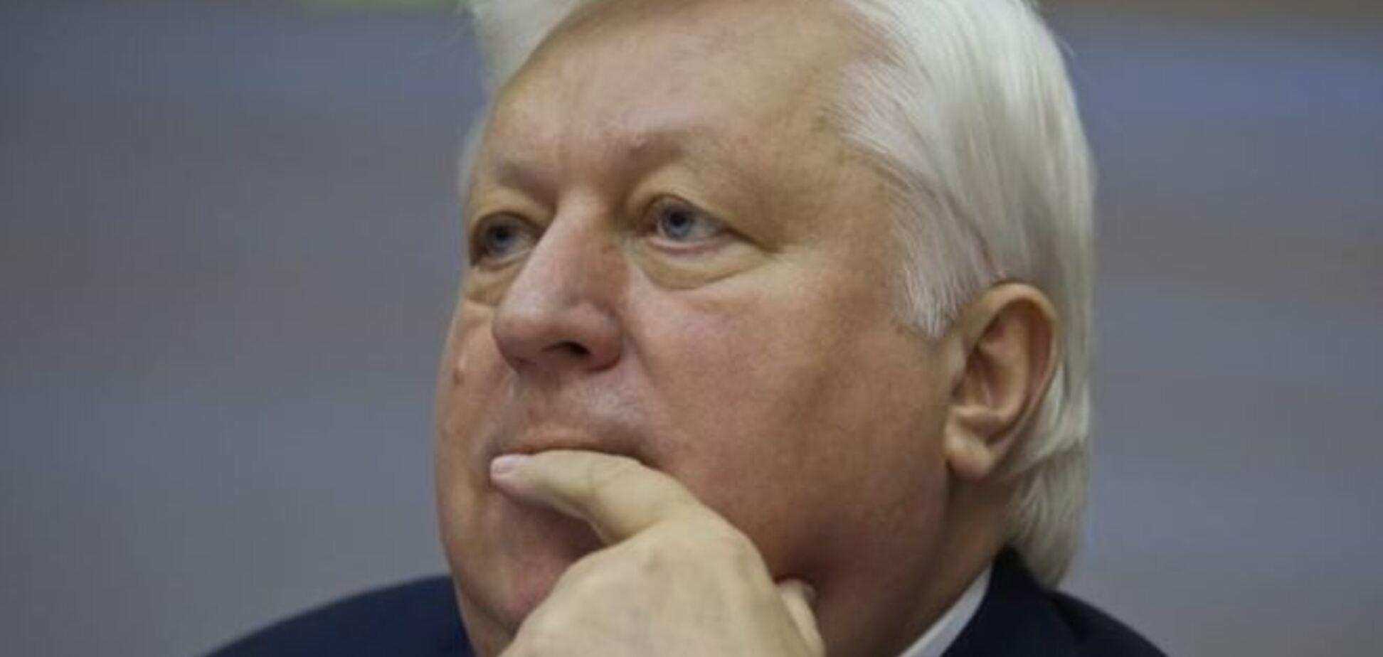 ГПУ подозревает Пшонку в коррупции, воровстве и содействии рейдерству