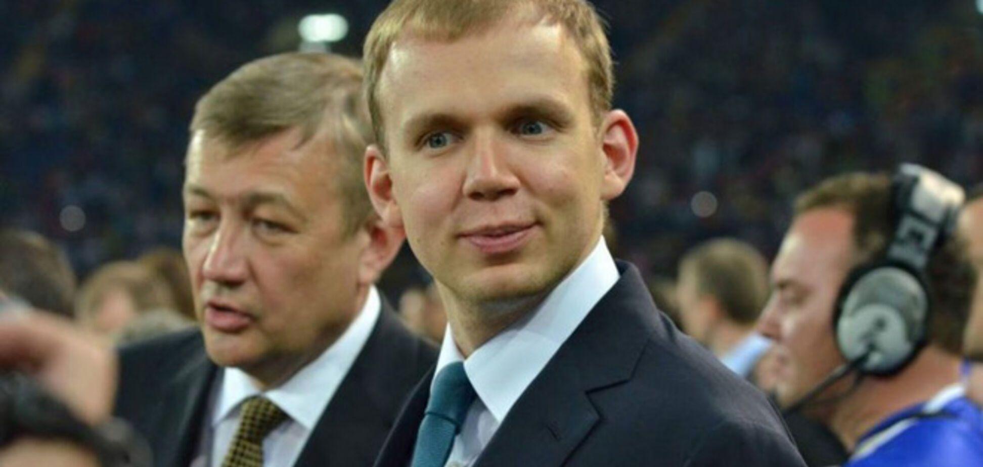 Курченко объявлен в международный розыск