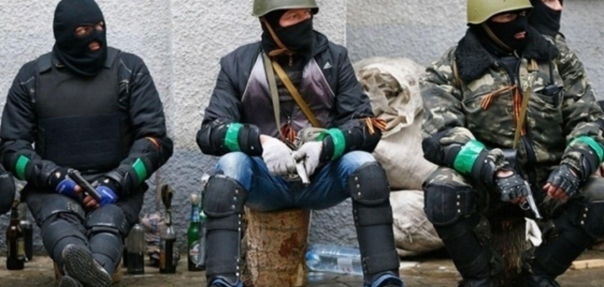 Украинские спецслужбы установили спонсоров сепаратистских выступлений на Донбассе