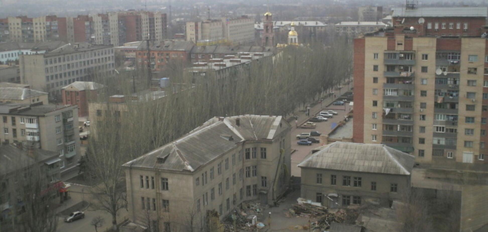 В Славянске и Краматорске остановились крупные предприятия