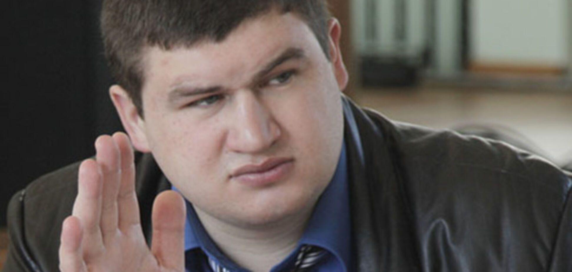 Суд Киева приговорил депутата-убийцу к 12 годам тюрьмы