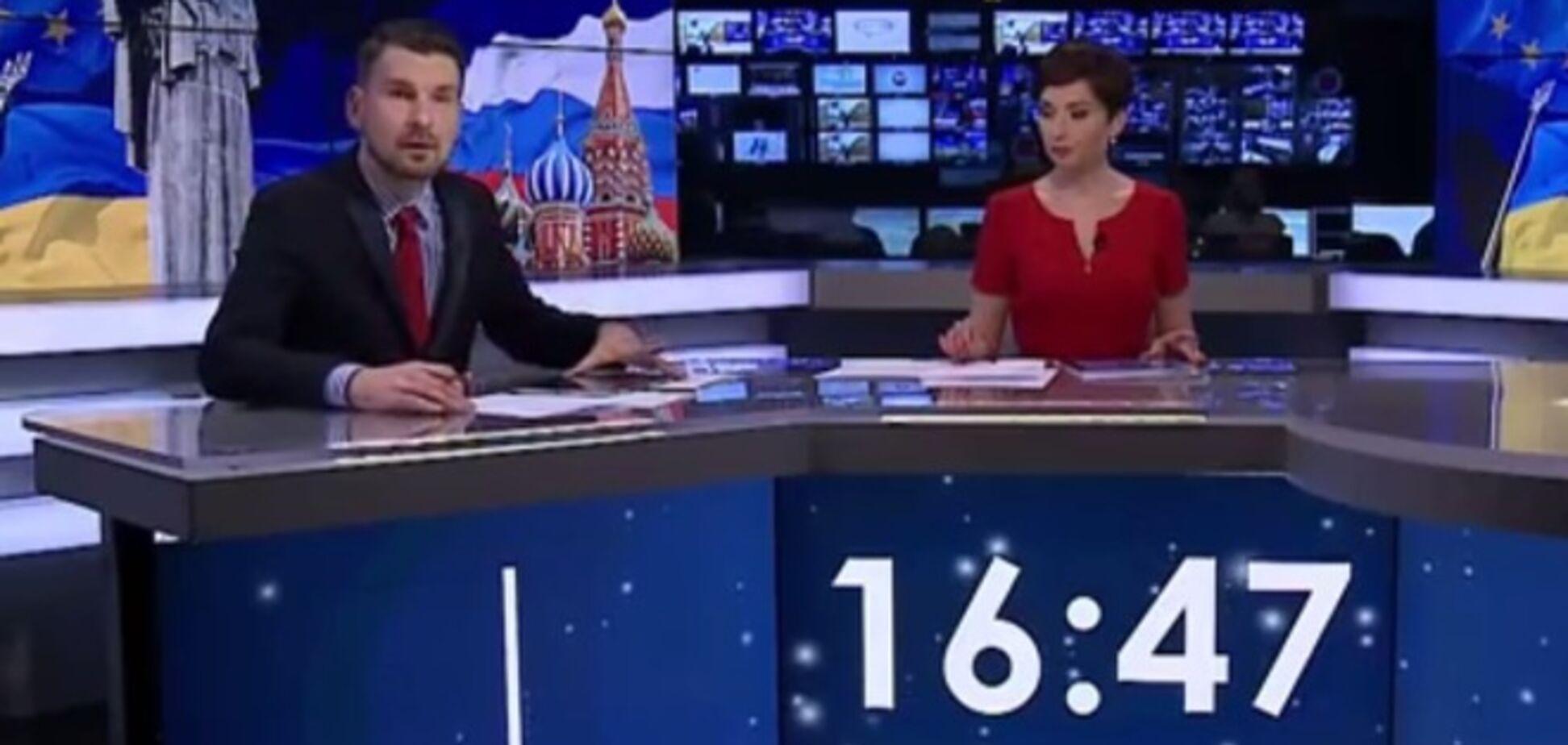В помещении телеканала '112 Украина' провели обыск