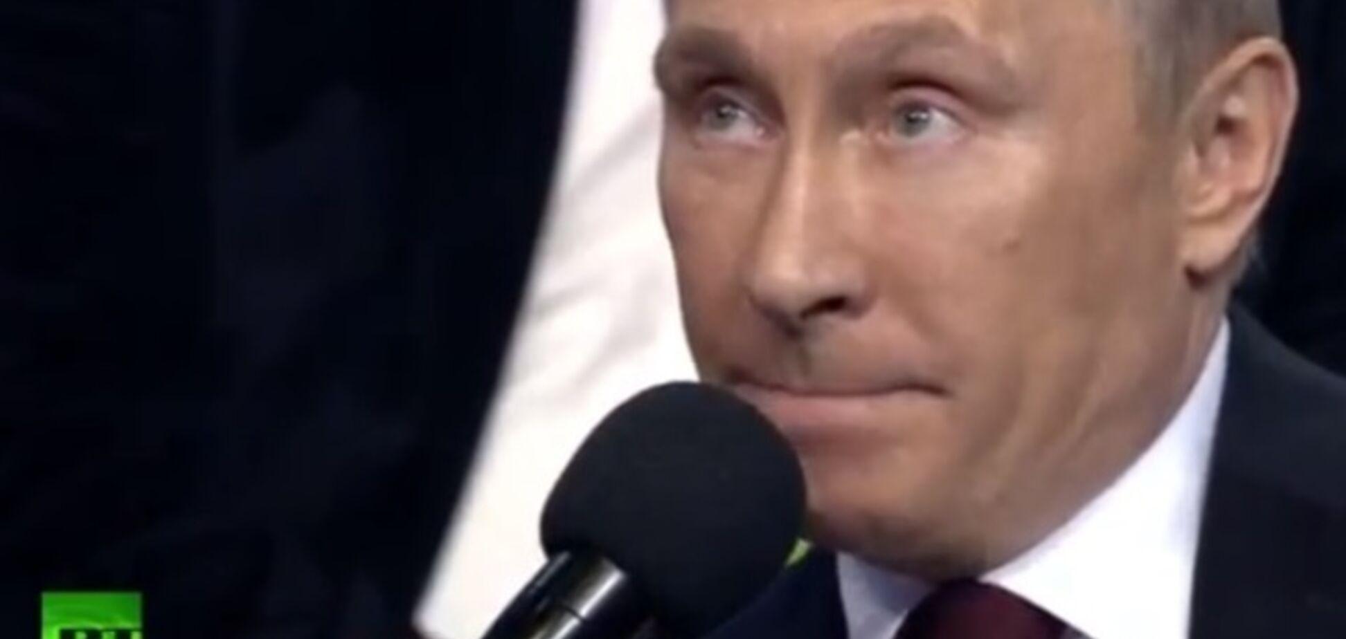 Путин пригрозил Украине 'последствиями' за АТО в Славянске