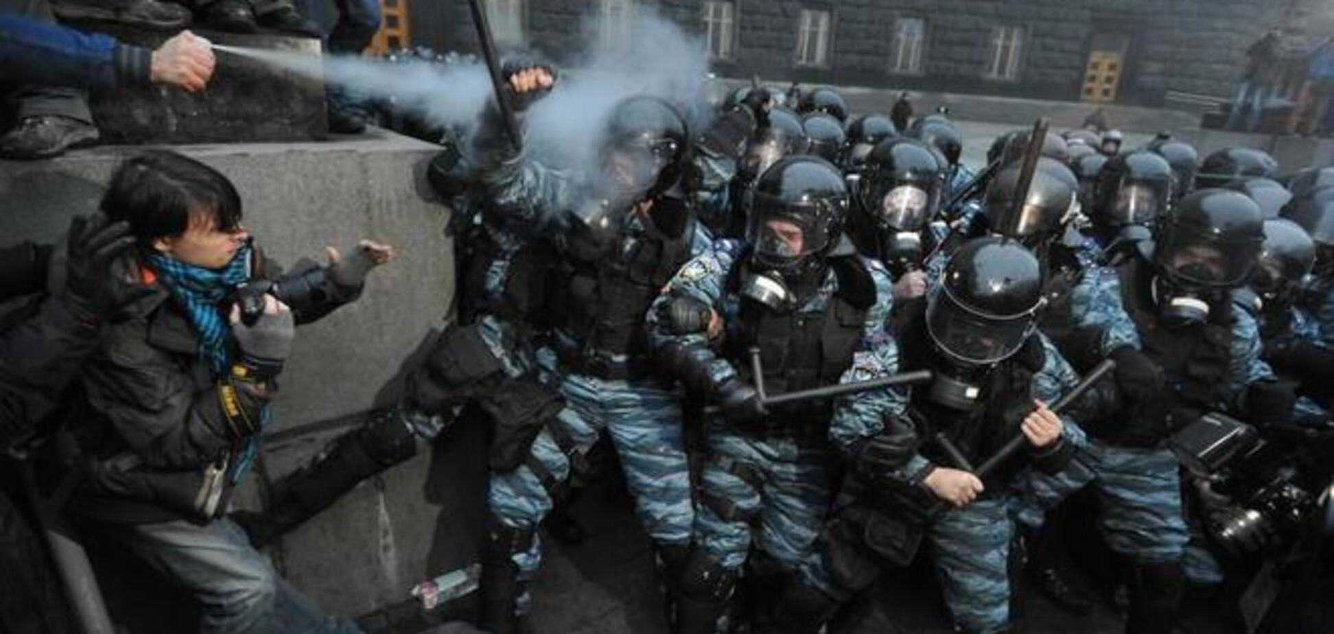 Из дела об убийстве беркутовцев на Майдане пропадают улики – бывшие бойцы