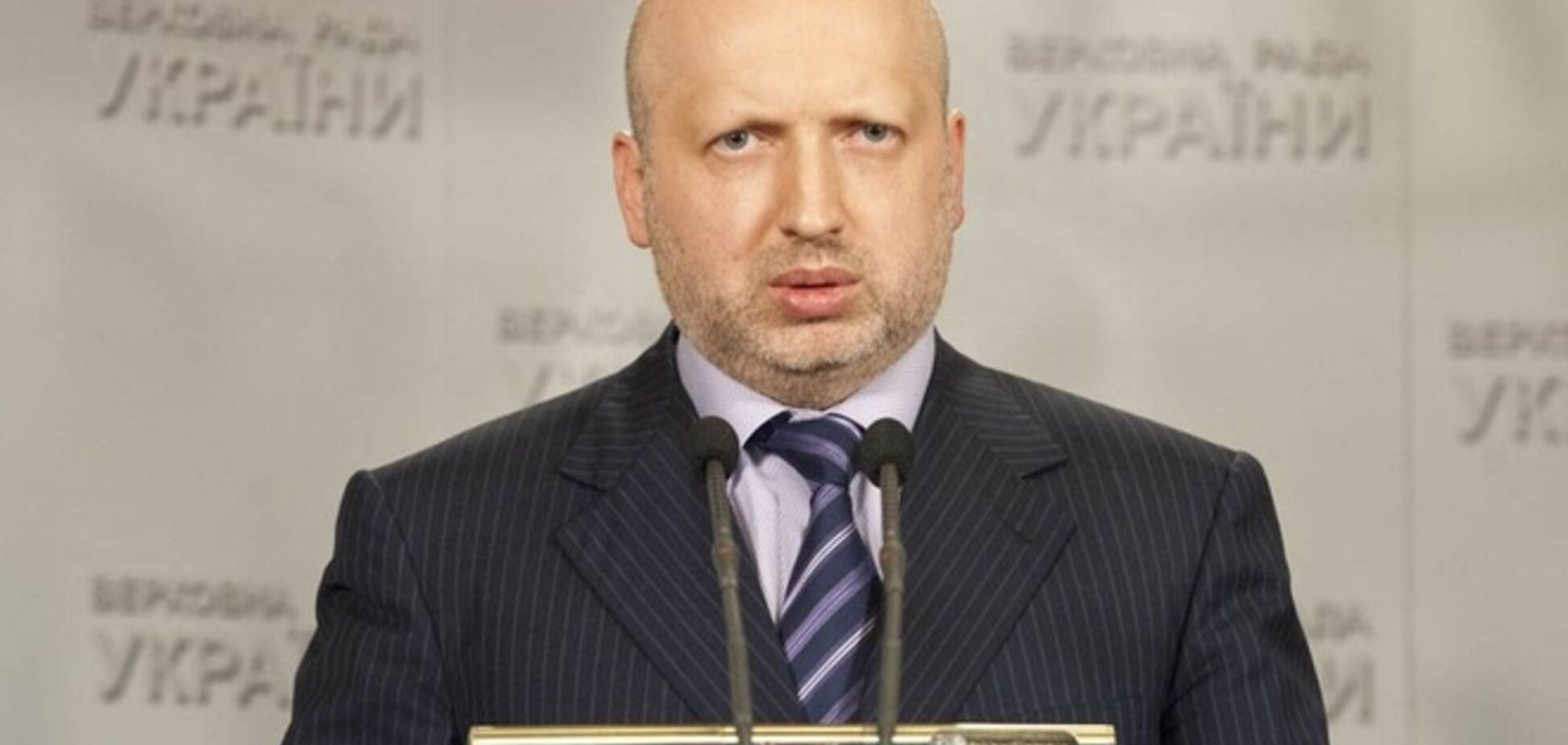 Антитеррористическая операция будет продолжена - Турчинов