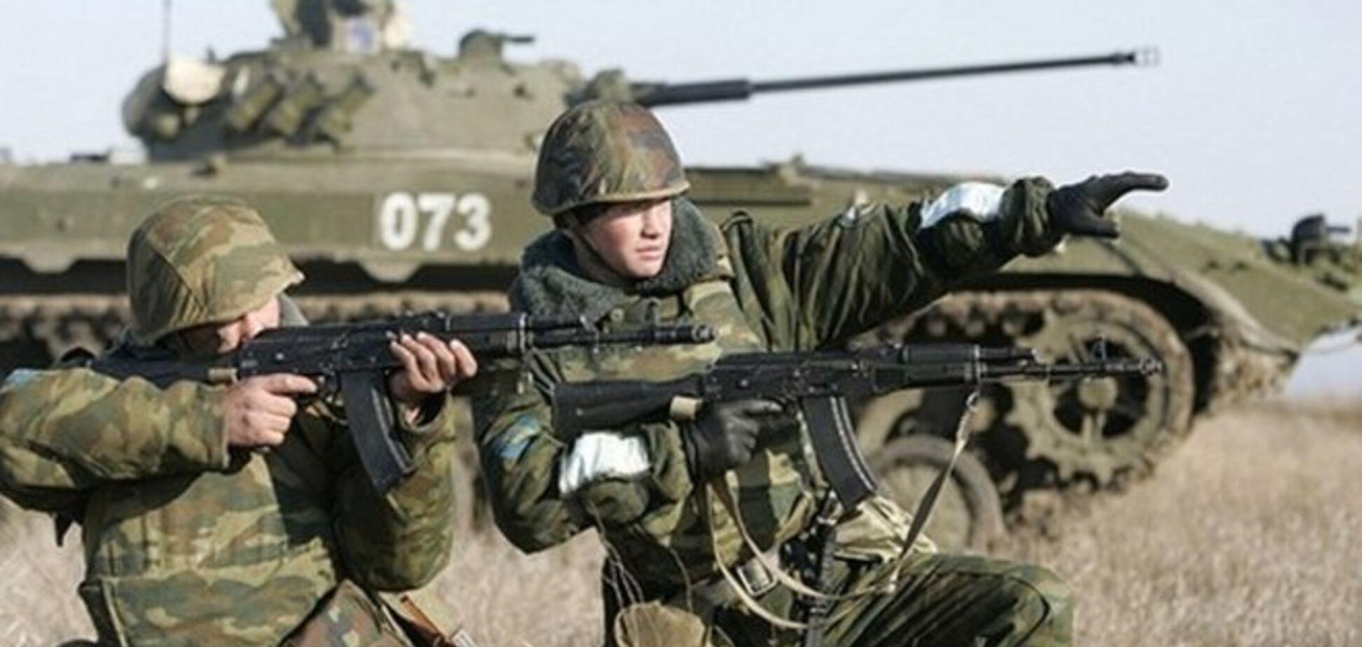 Тымчук: роста количества войск РФ у границы с Украиной не наблюдается